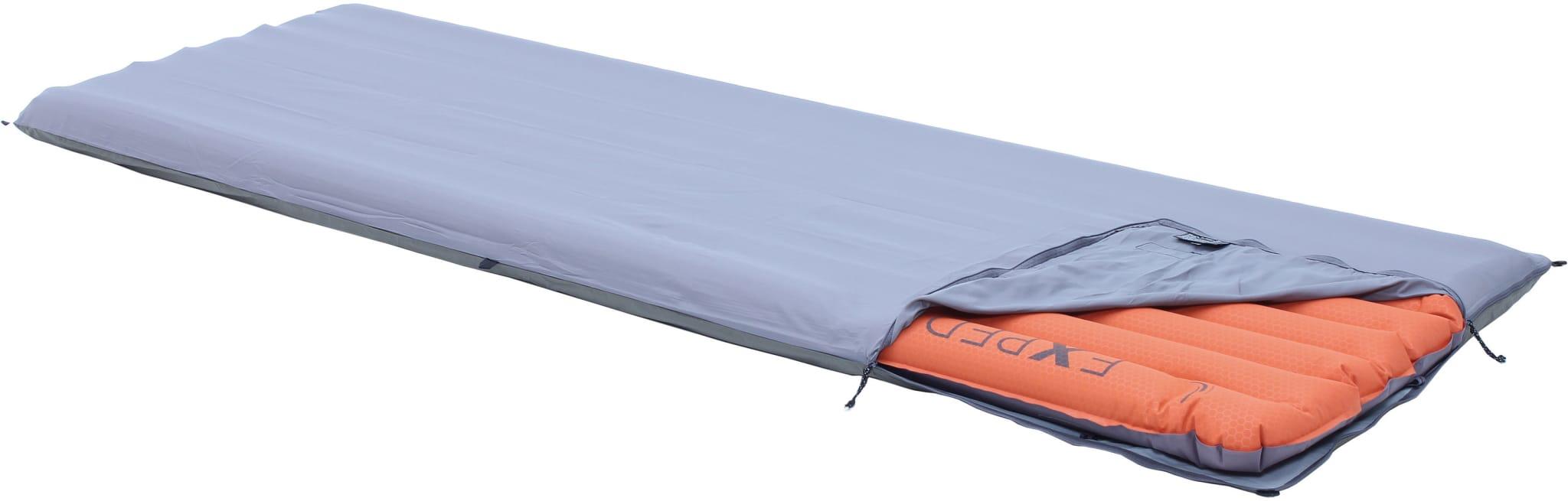 Trekk til liggeunderlag for økt beskyttelse og komfort