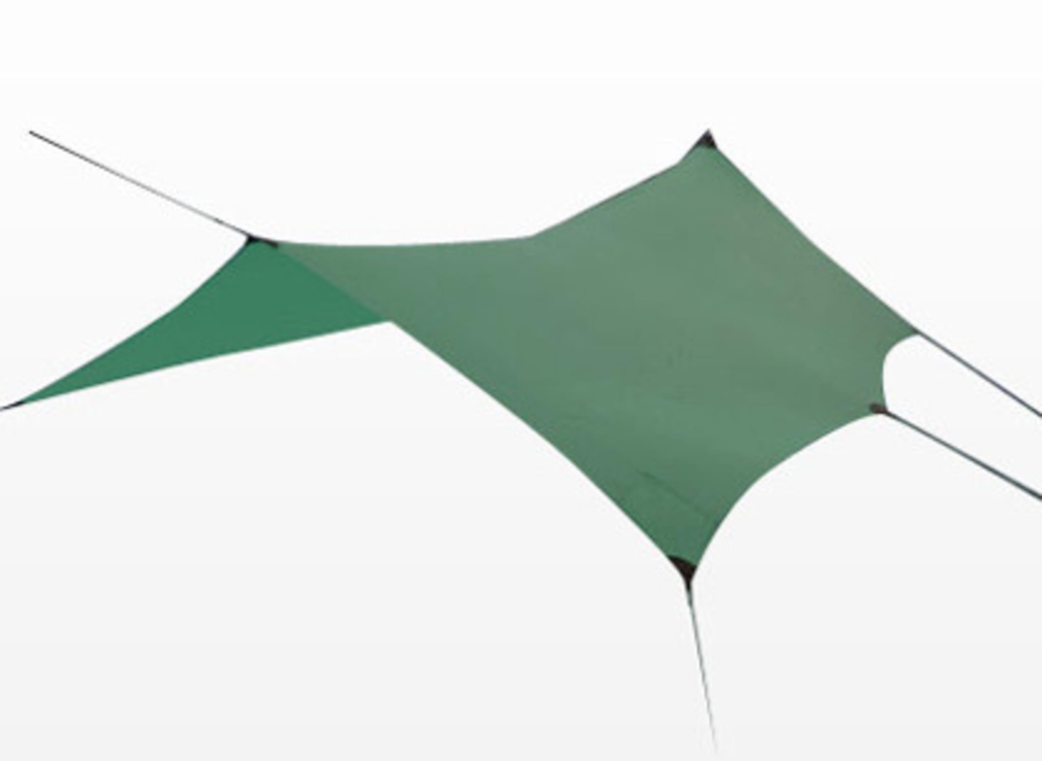 Solid tarp for røff bruk