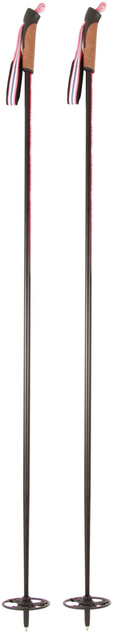 Lett og solid aluminiumsstav for fjellet