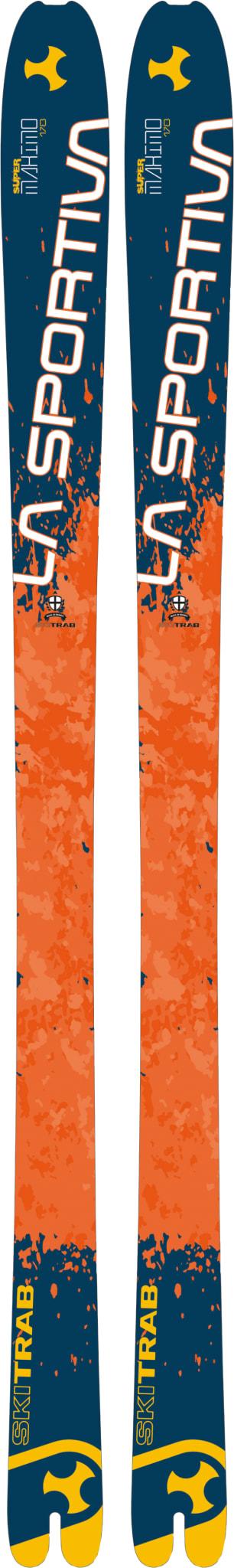 Super allrounder for toppturer, med trekjerne og forsterkning i karbon