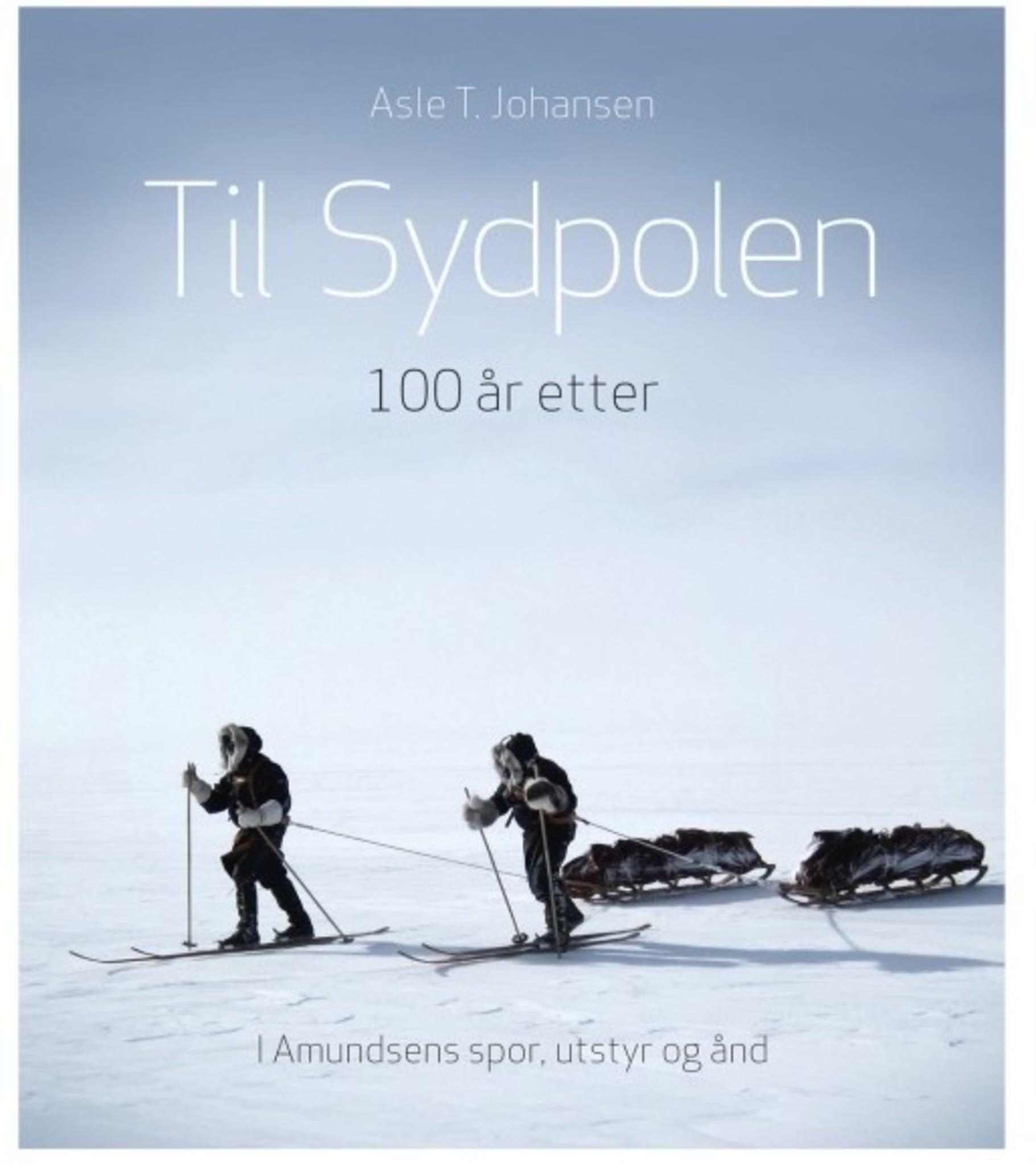 100 år etter, i Amundsens spor, utstyr og ånd