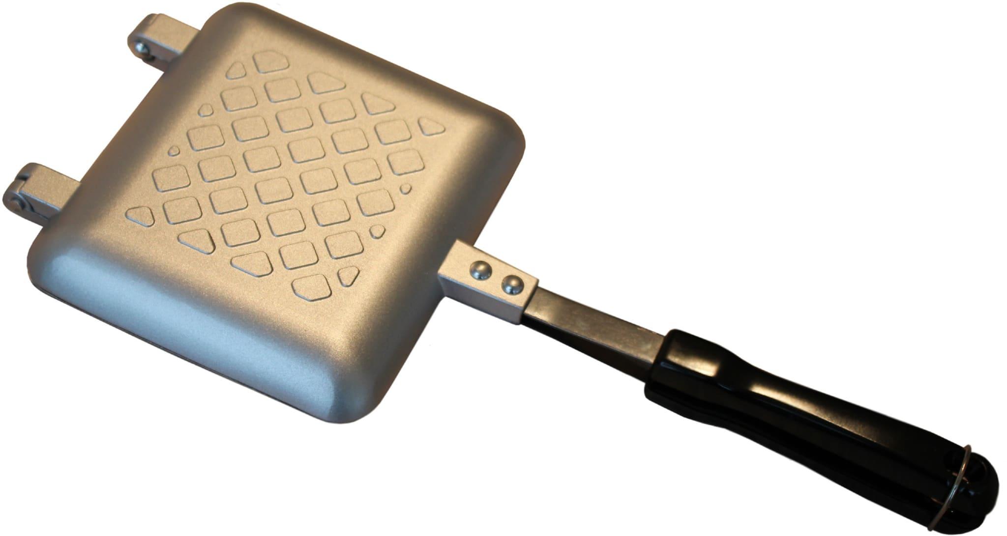 Lett toastjern i aluminium