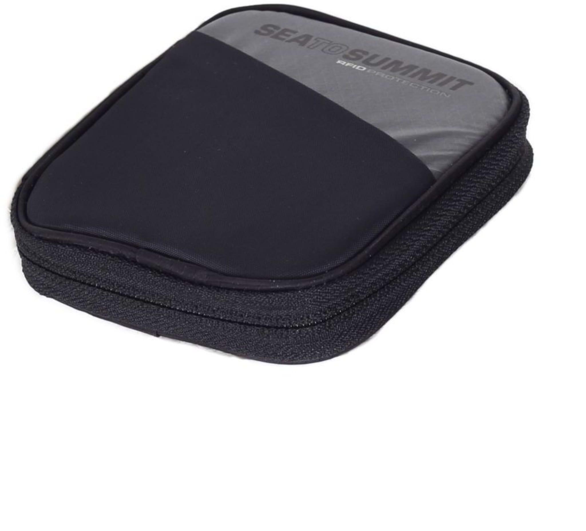 Lett, slitesterk og vannavisende lommebok for reise