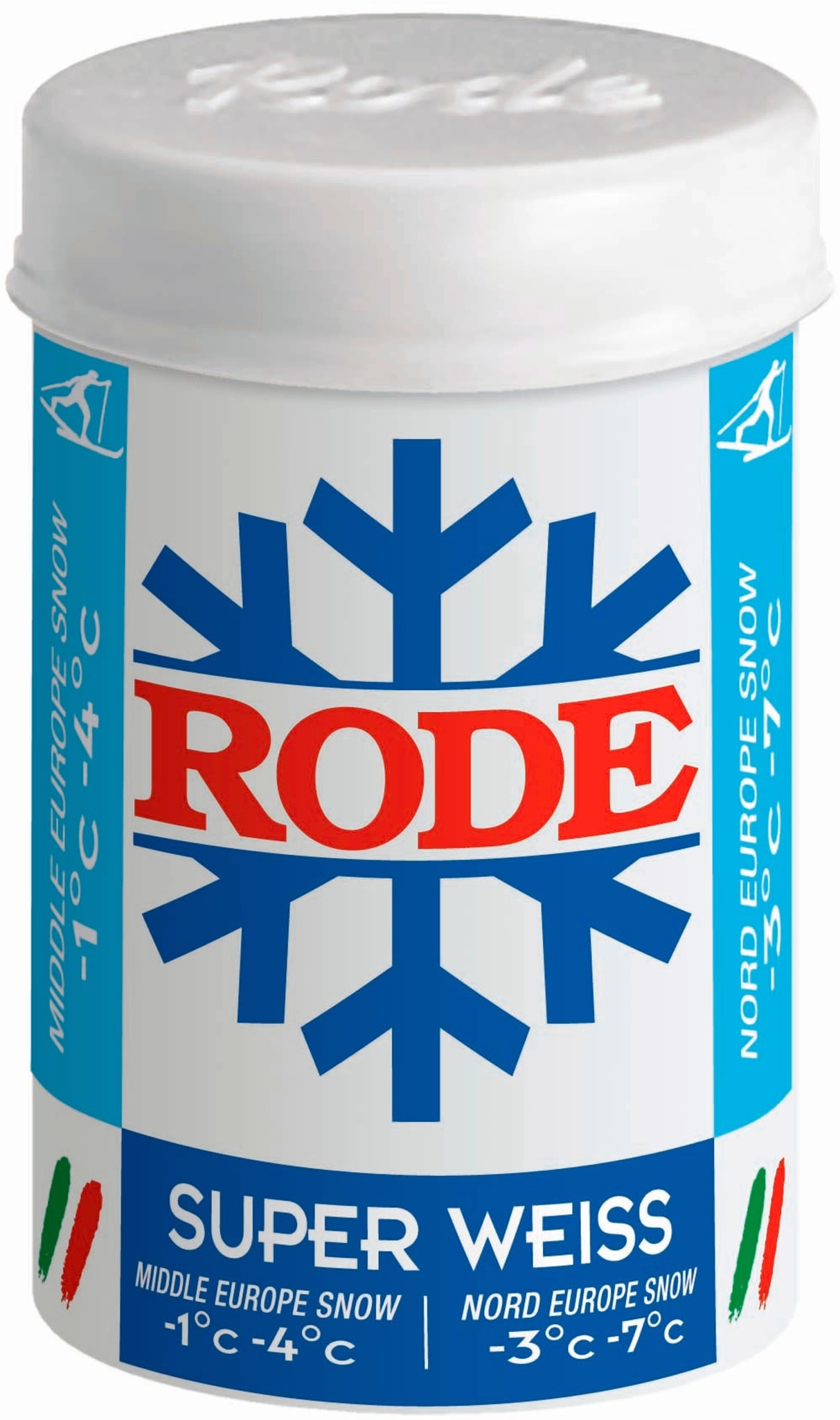 Smørevoks fra Rode, med bl.a. Velkjente smurninger som Multigrade, Violett og mer.