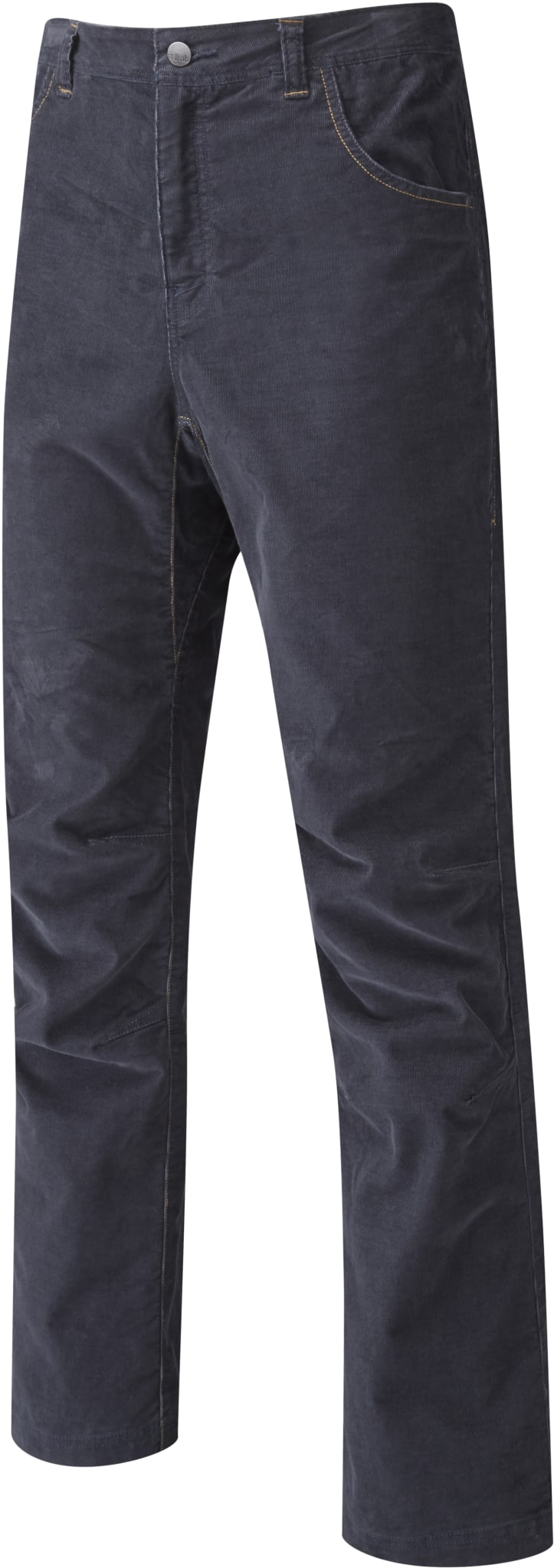 Klassisk, stretchy bukse i kordfløyel