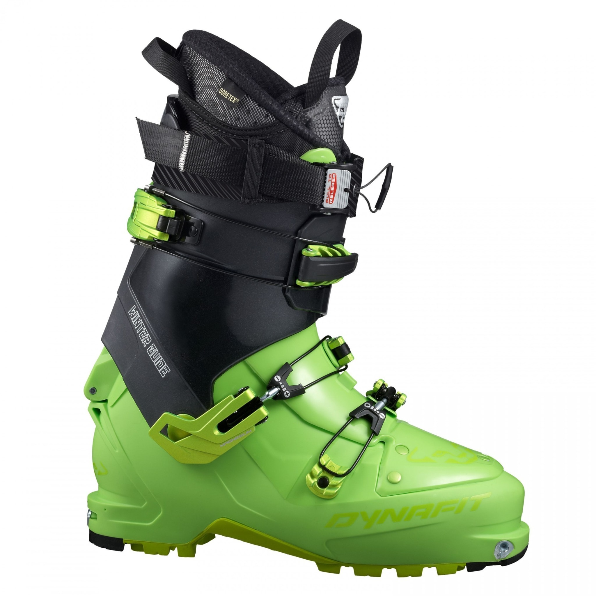 Endelig en støvler til topptur med vanntett Gore-Tex membran!