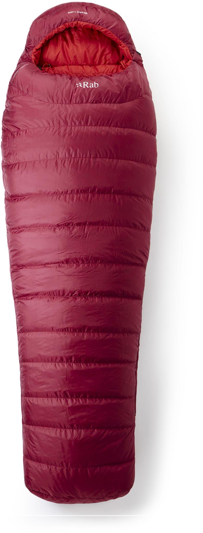 Komfortabel sovepose til vinterbruk for dame