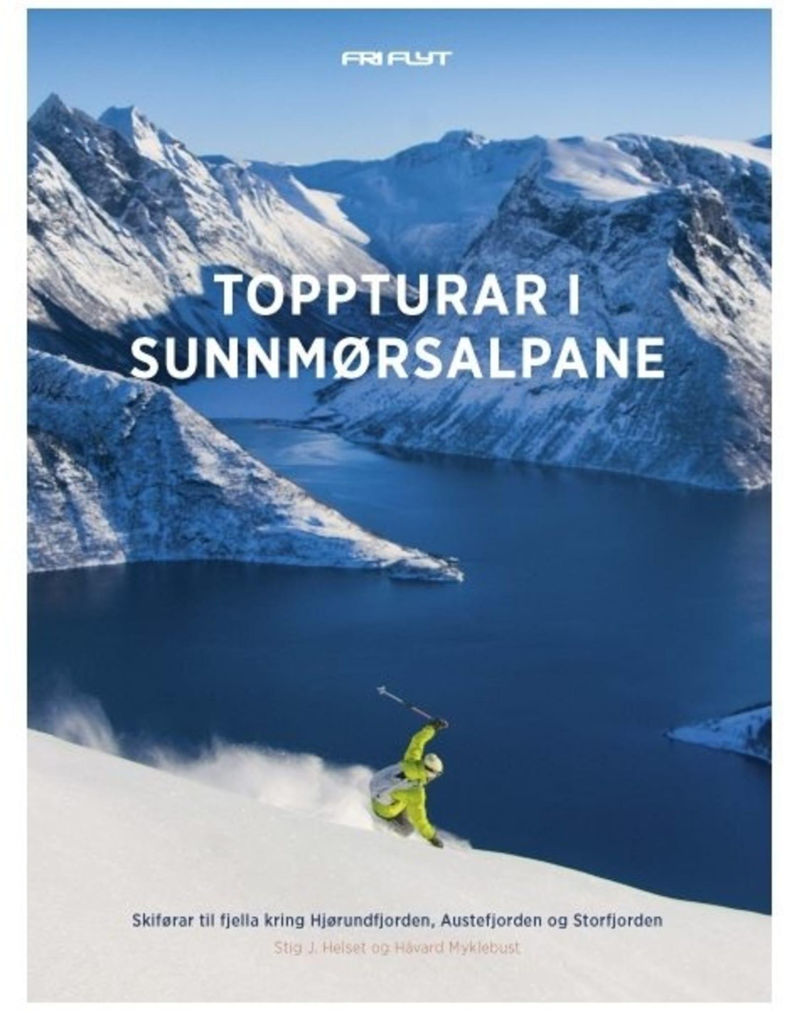 Hjørundfjorden, Austefjorden, Storfjorden