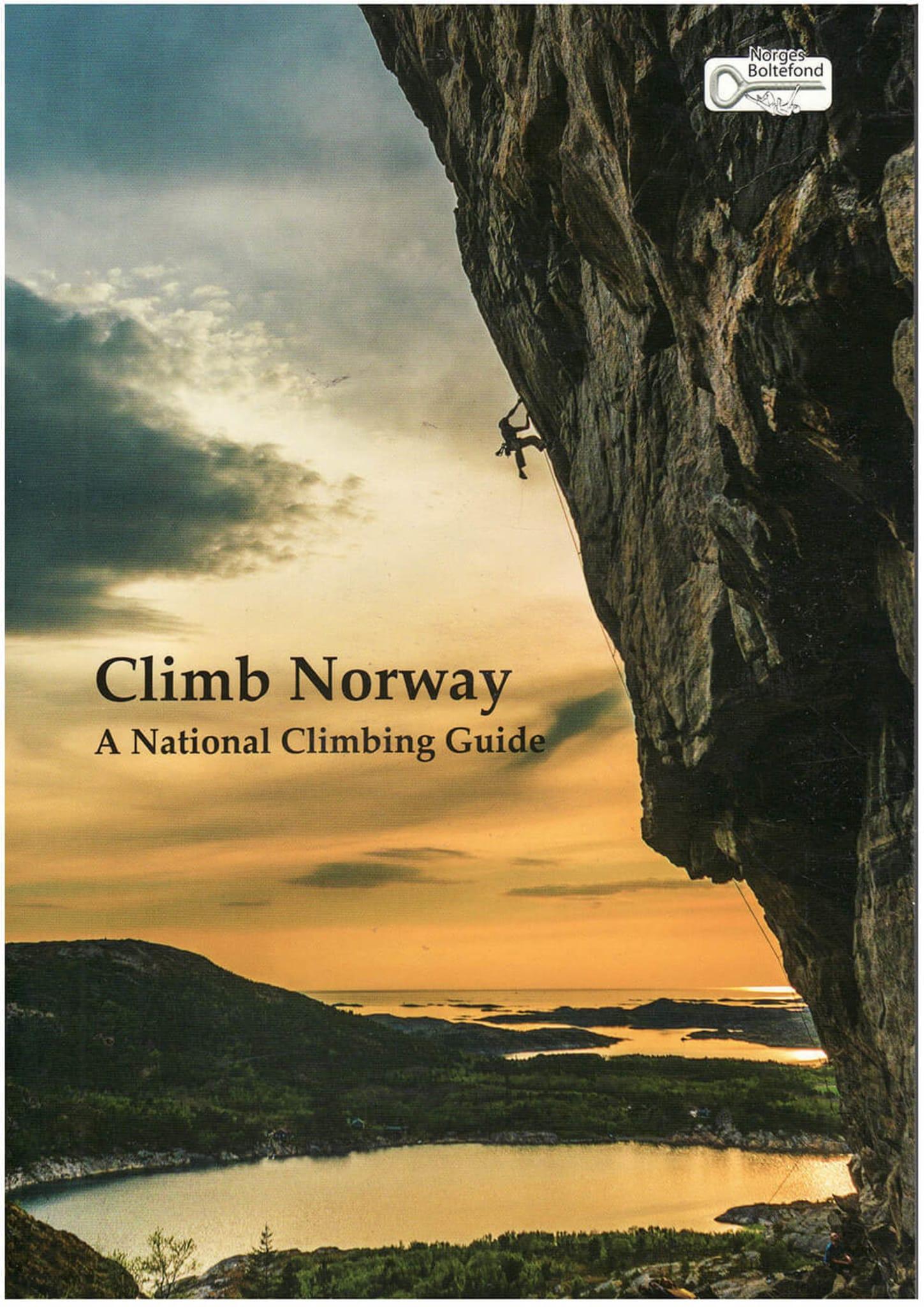 Utvalgte klatrecragg i hele landet