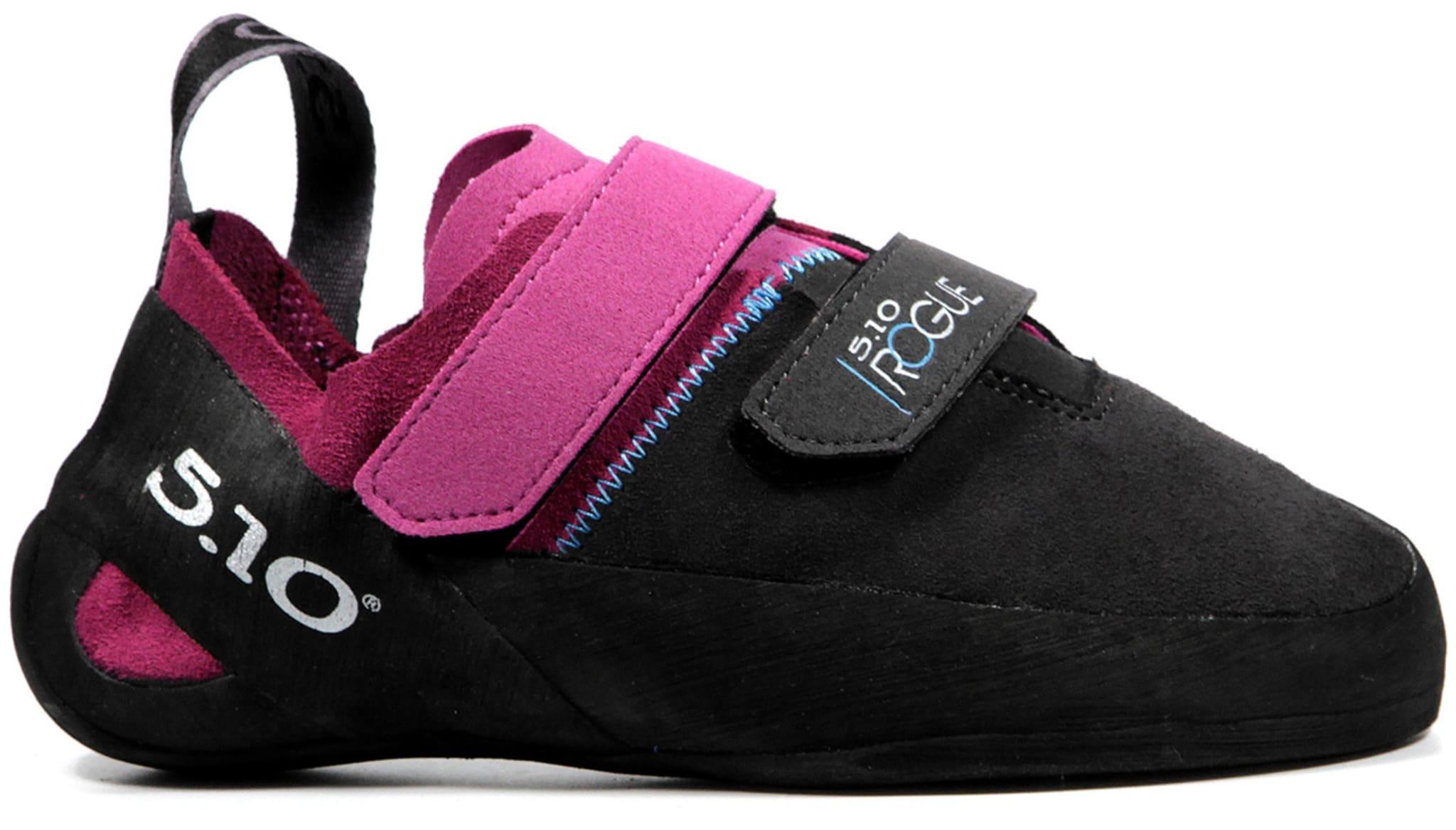 Komfortabel sko for nybegynnere og for klatring på lange ruter!