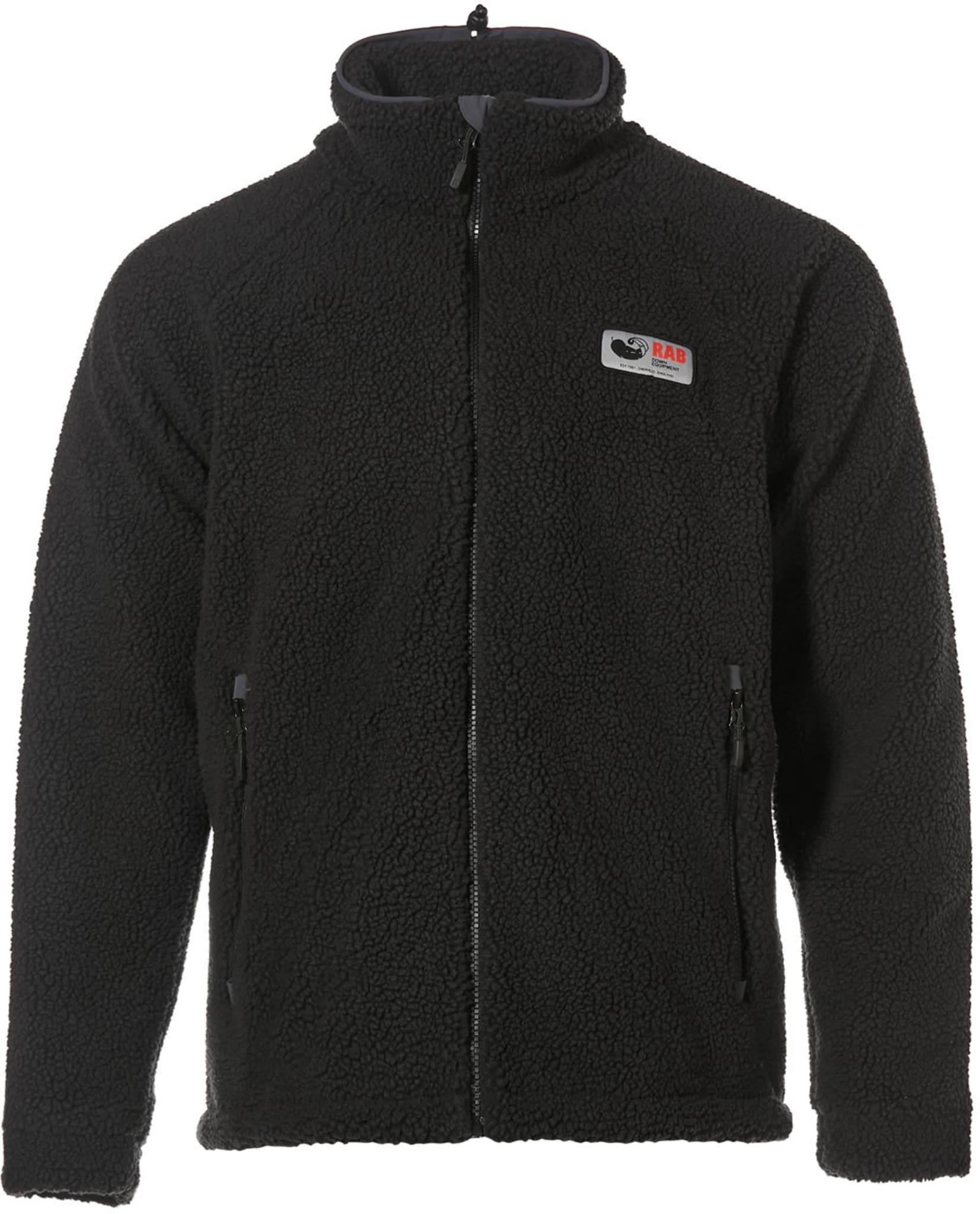 Retro-fleece med behagelig passform