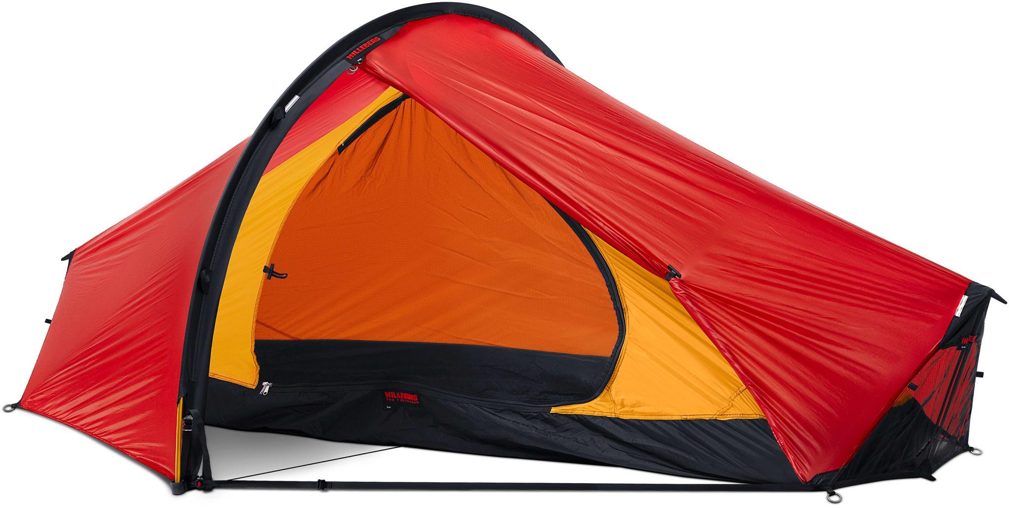 Superlett telt for en person!