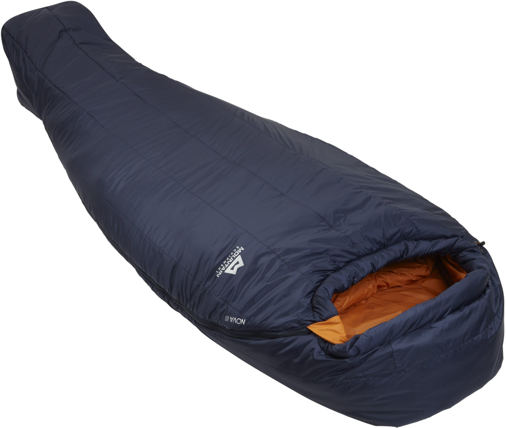 3-sesongers syntetisk sovepose med bra forhold mellom varme og vekt