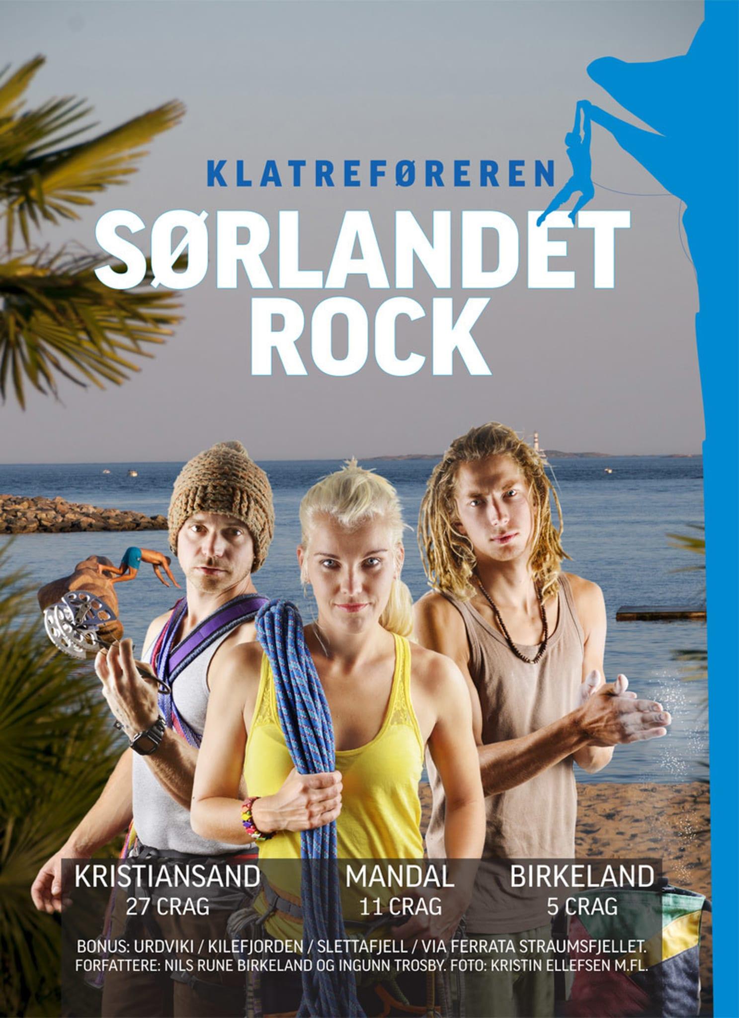 Klatrefører for Mandal, Kristiansand og Birkeland