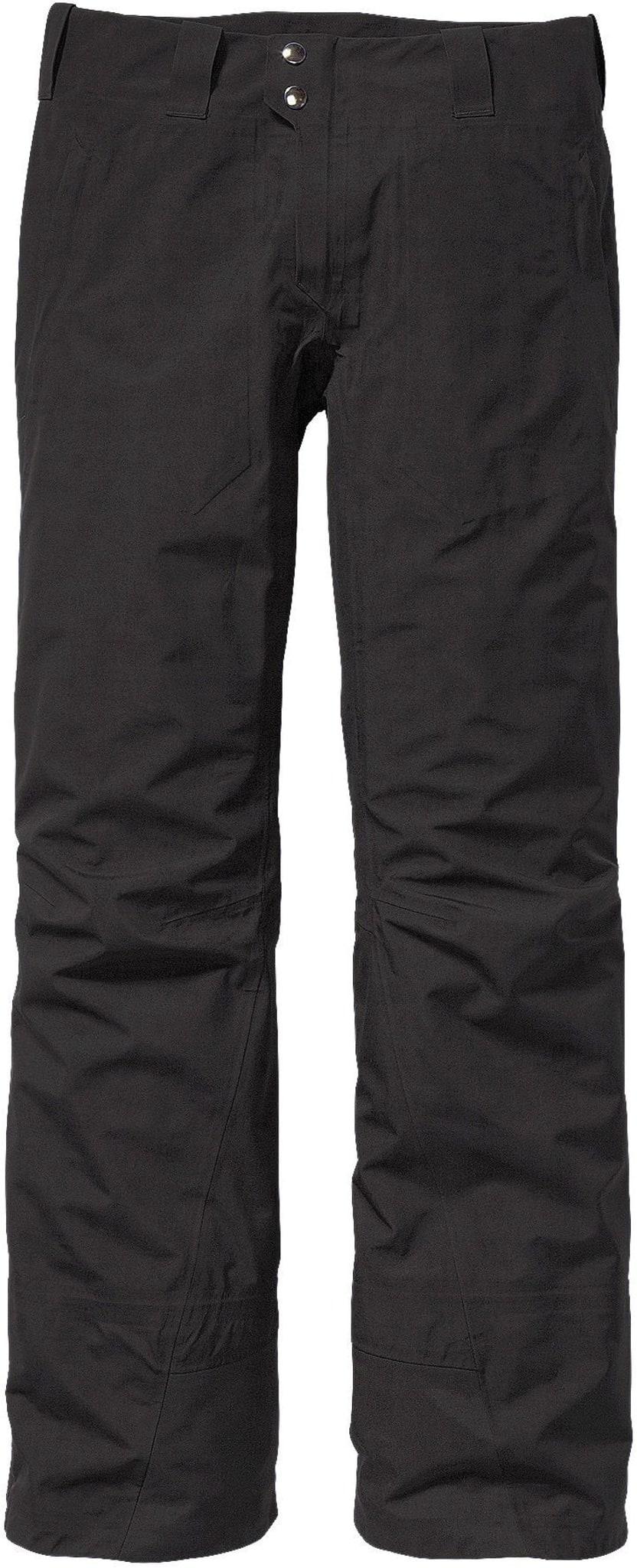 Vanntett bukse i GORE-TEX med glidelås i hele siden