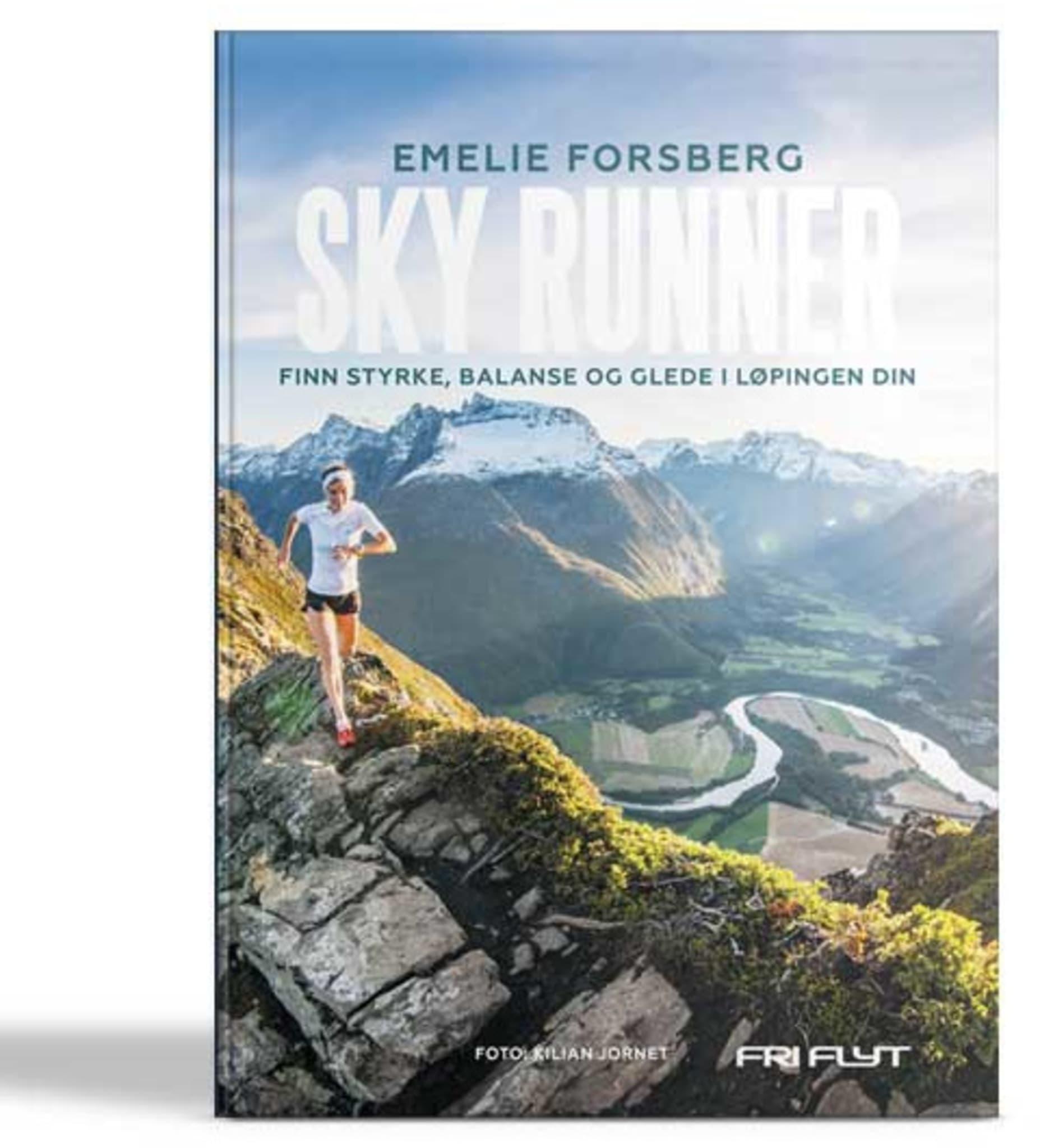 Erfaring, inspirasjon og tips til fjelløperen fram Emelie Forsberg.