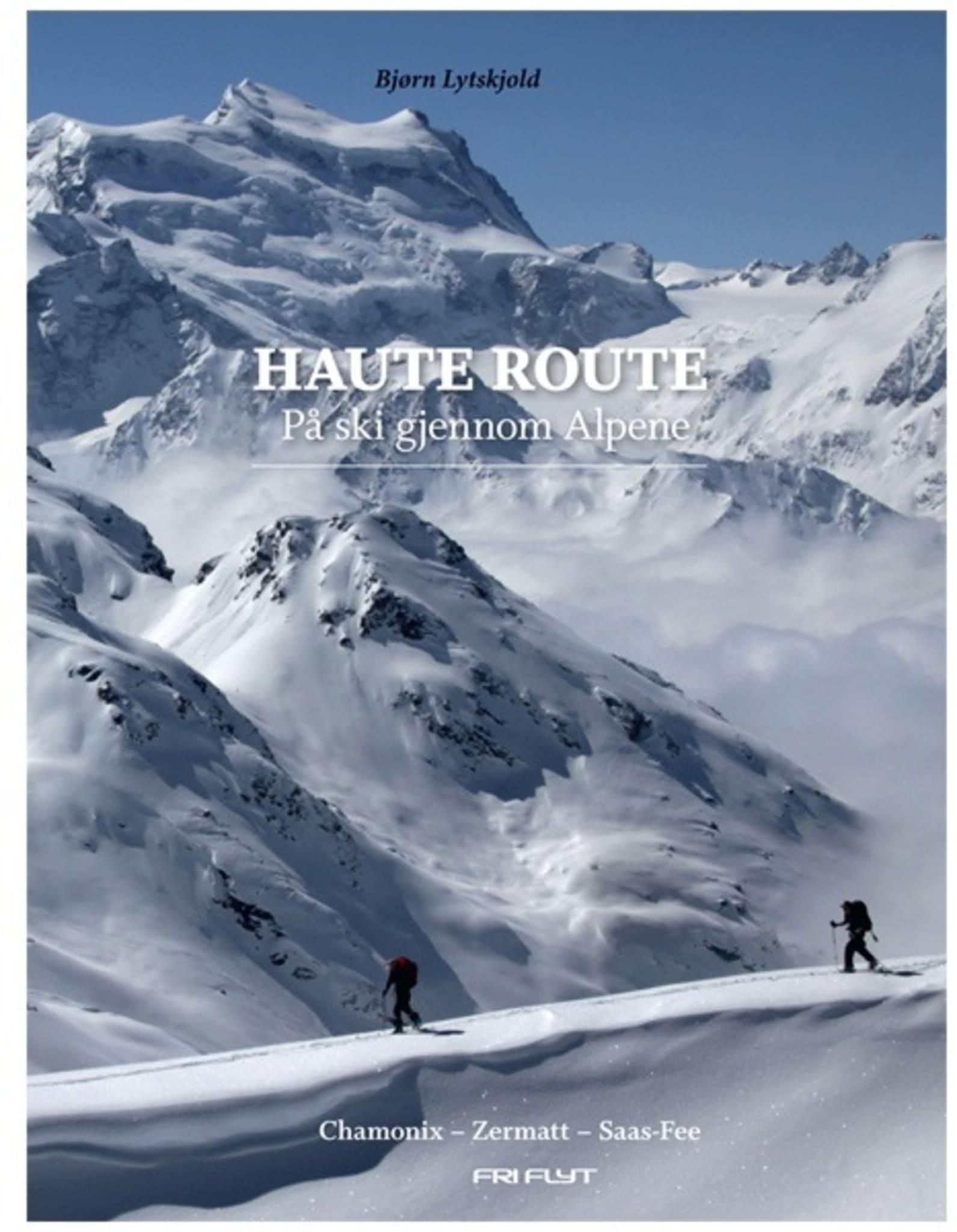 På ski gjennom Alpene