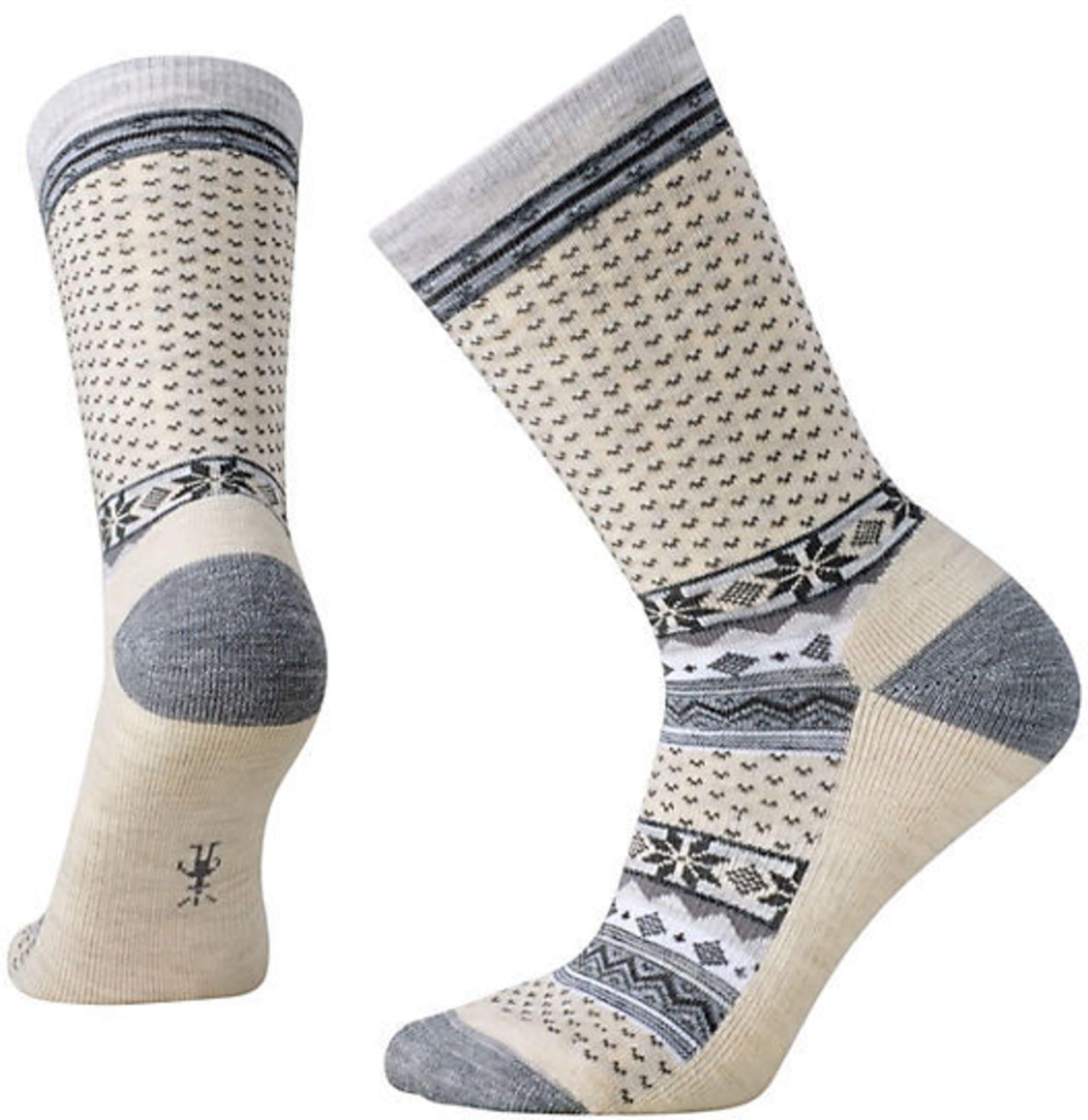 Behagelig frotert sokk for tur og hytta!