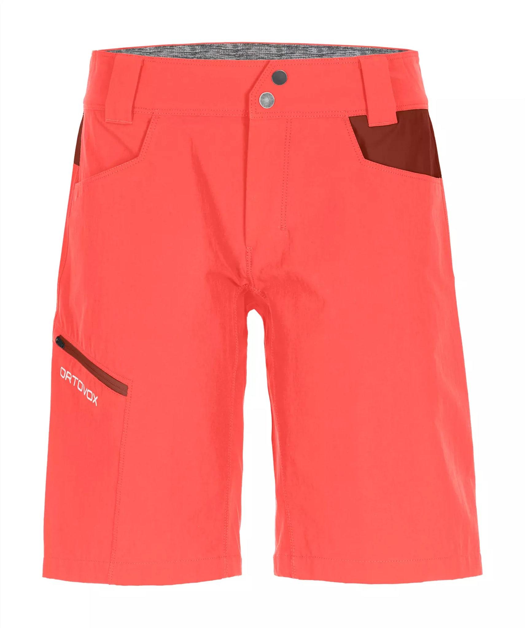 Luftig og lett shorts med merinoull