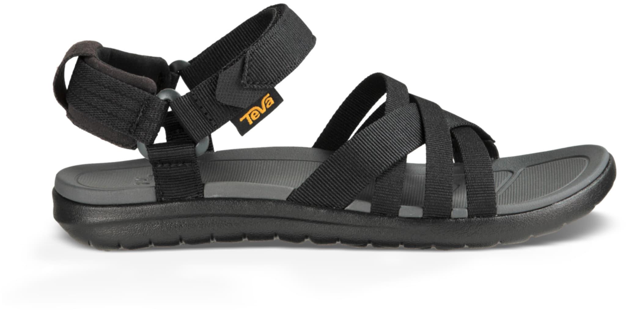 Enkel og stilig sandal
