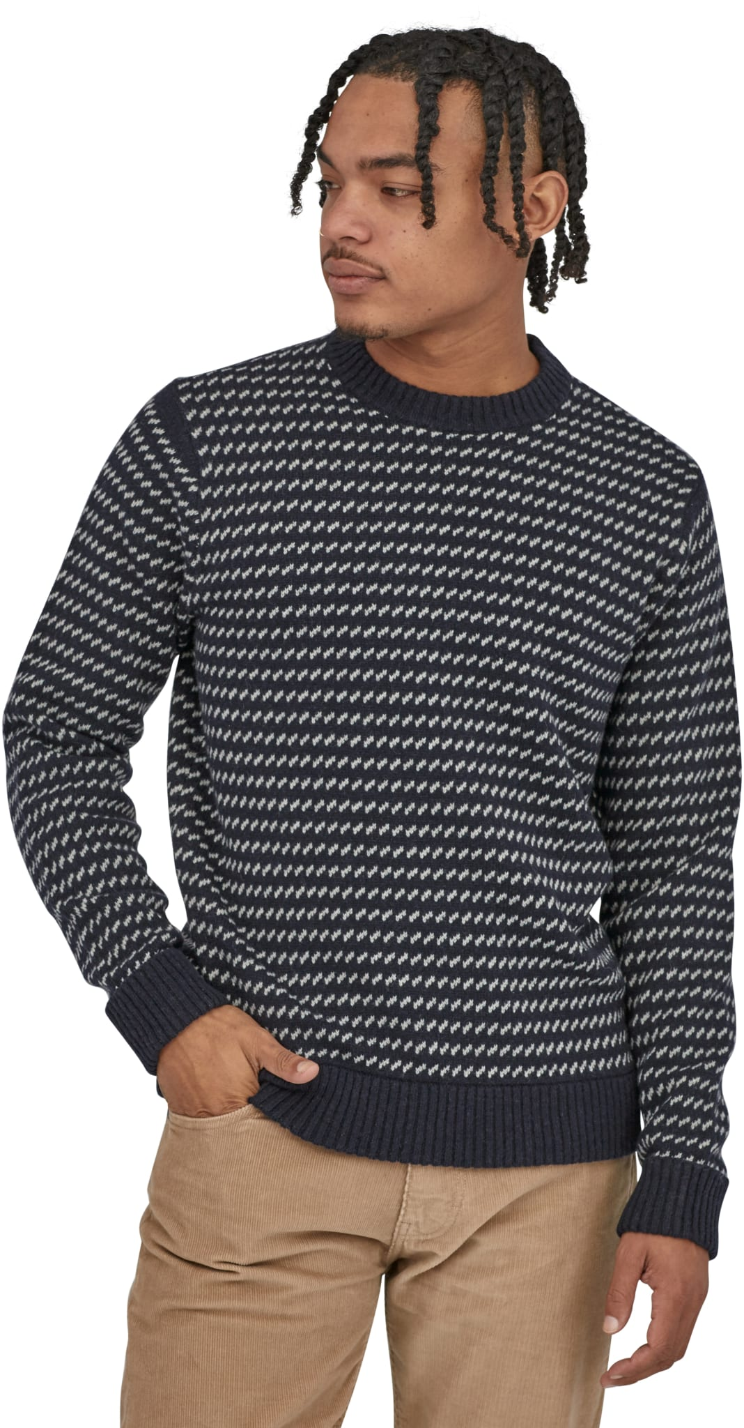 Recycled Wool Sweater Ms