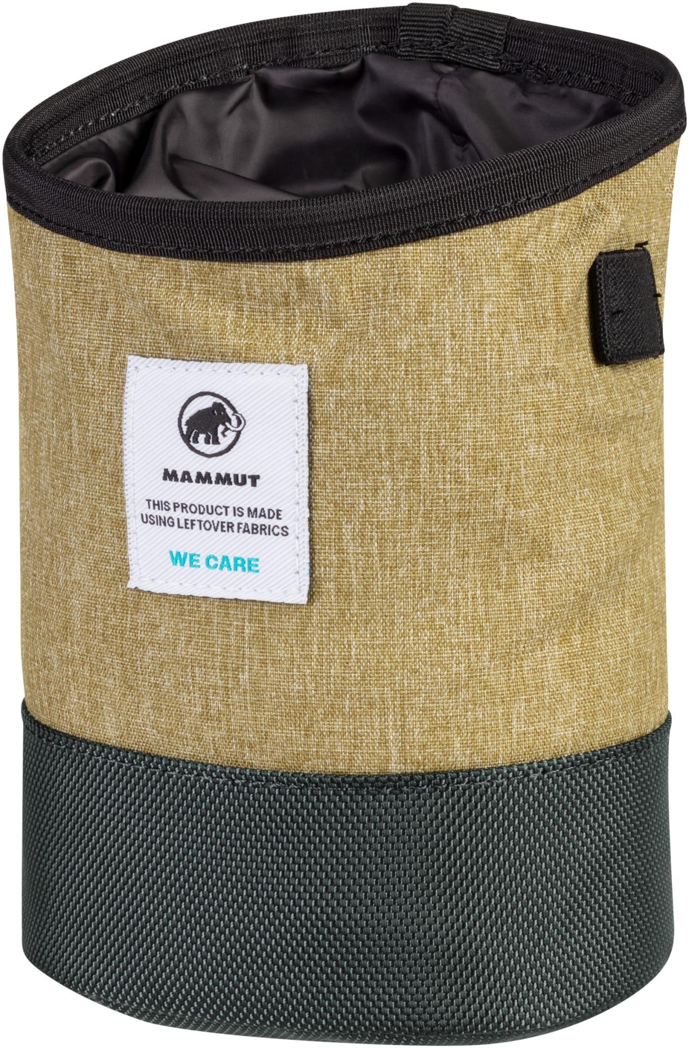 Kalkpose i restmateriale - med ansvar for naturen!