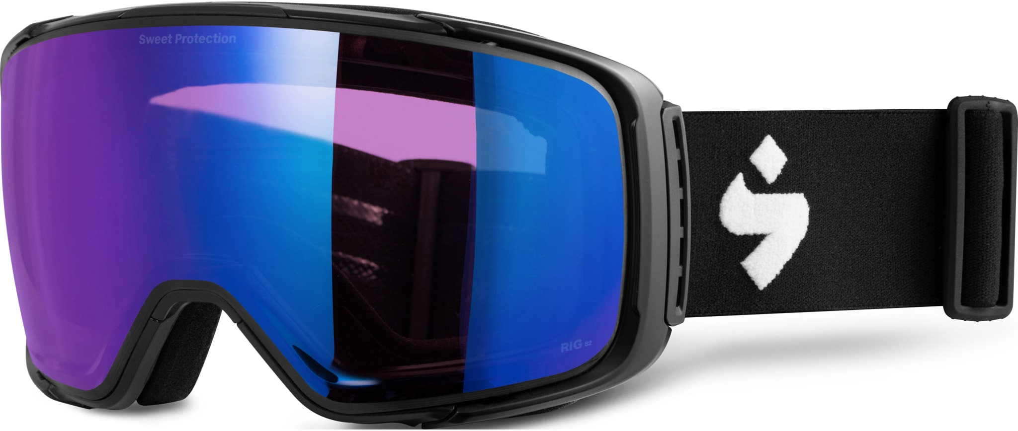 Frikjøringsbrille for den kravstore med RIG glass