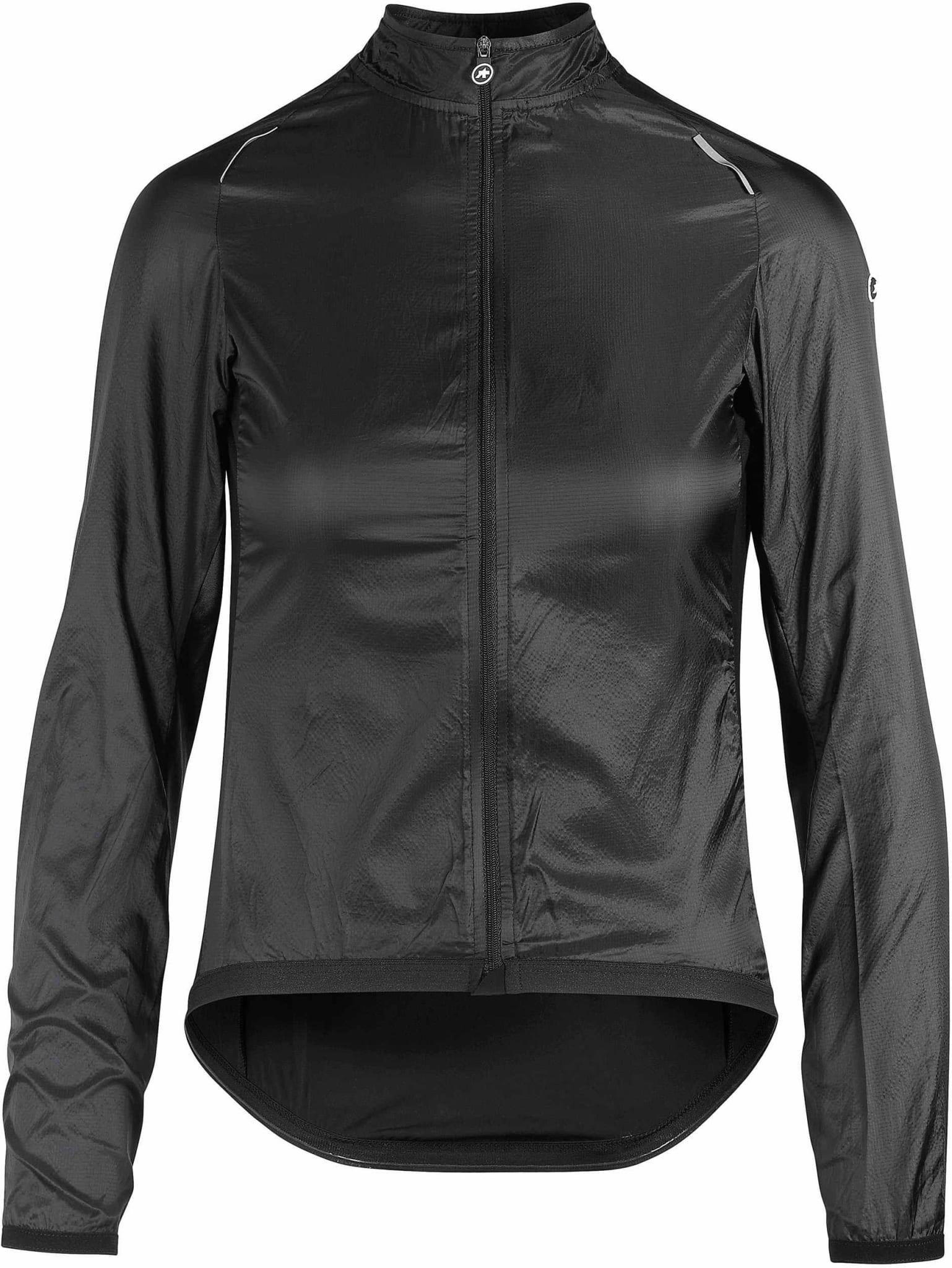 Den perfekte vindtette, lette jakken laget for kvinnelige syklister.
