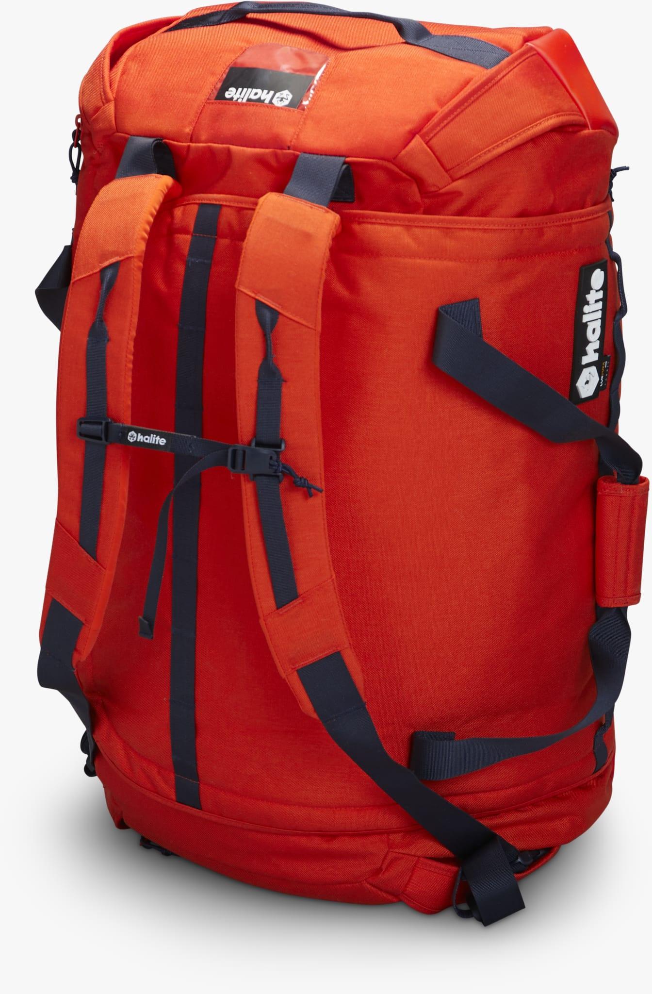 Kompromissløs duffelbag for de som vil ha det beste!