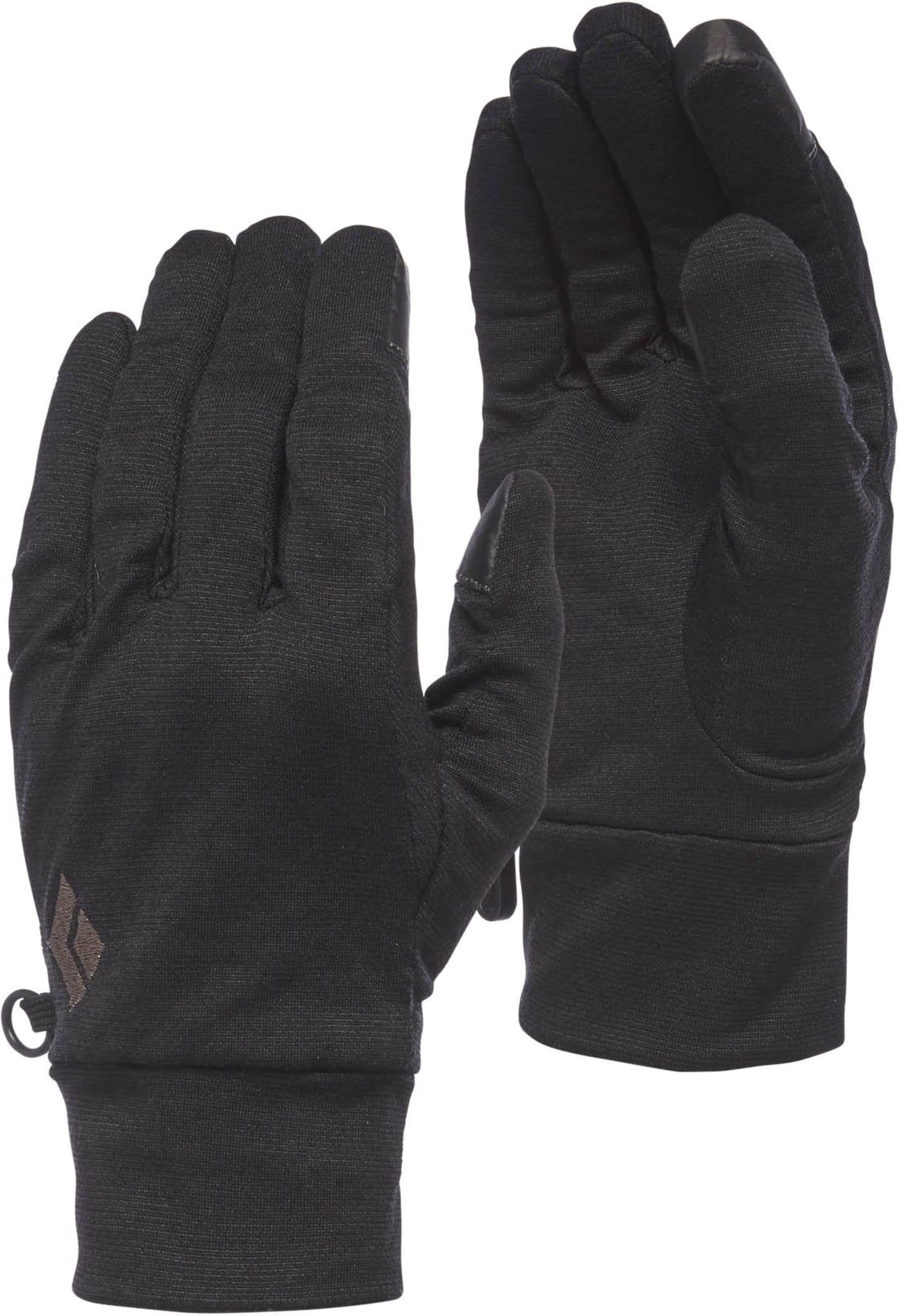 Lette og pustende hansker i merinoull og fleece