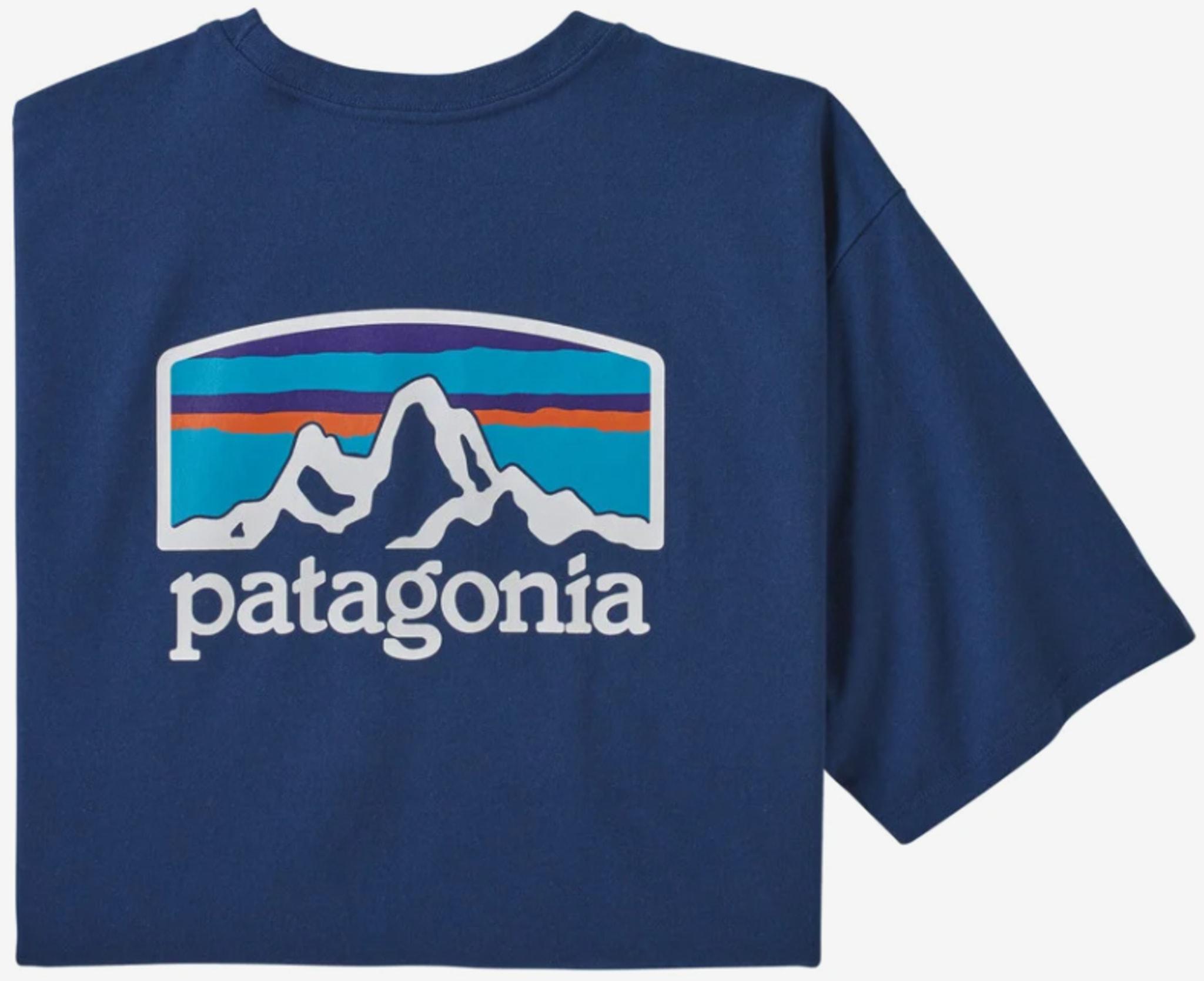 T-skjorte i 100% resirkulerte materialer