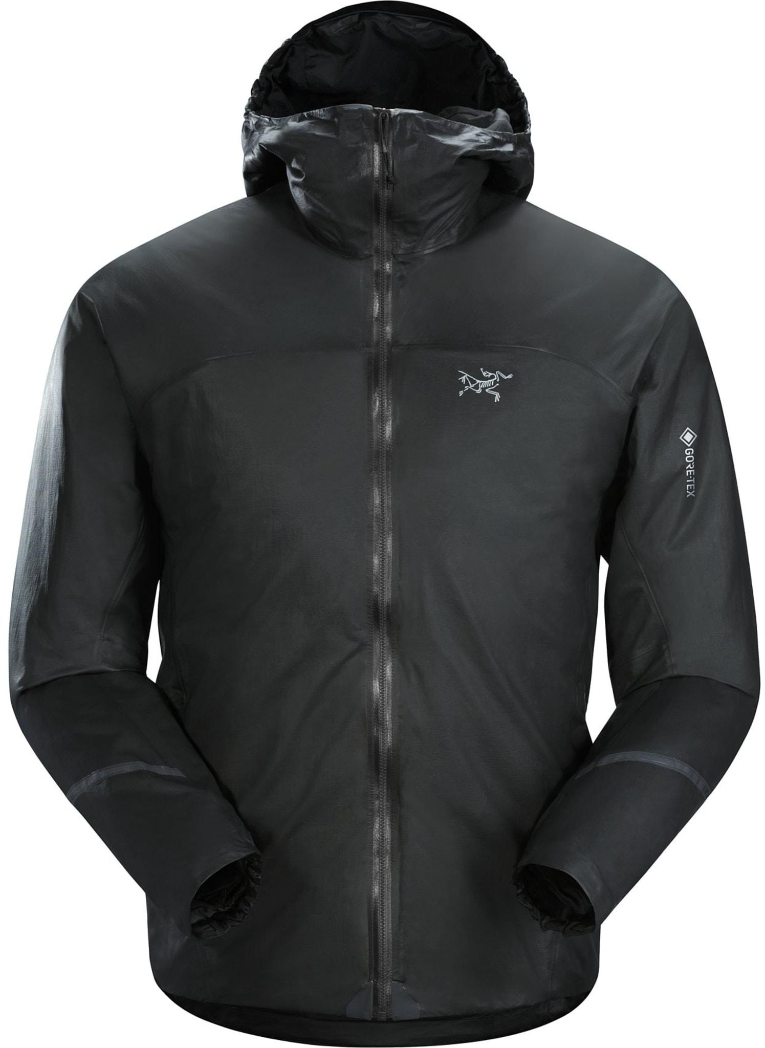 Arcteryx sin letteste vanntette og isolerte jakke