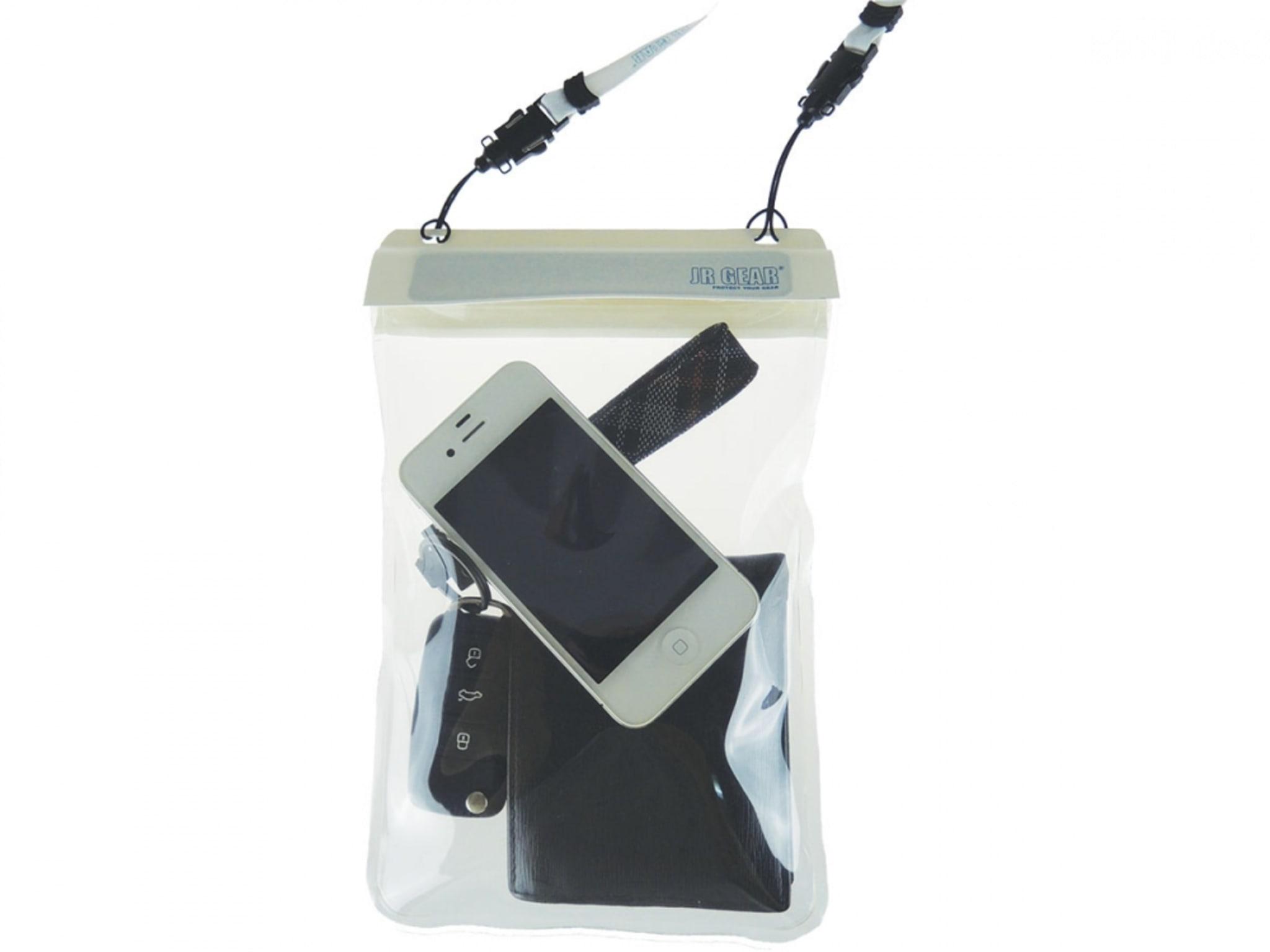 Gjennomsiktig, vanntett oppbevaringspose