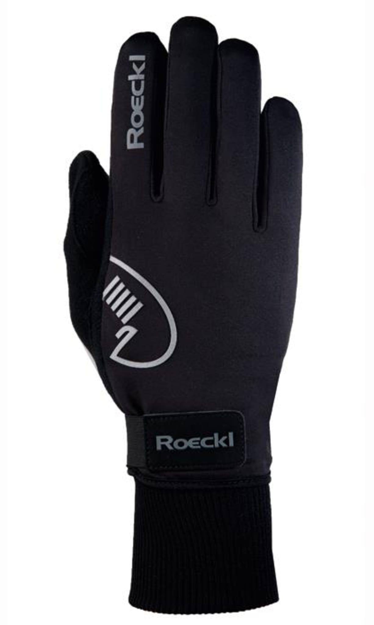 Komfortabel og god hanske fra tyske Roeckl for de halvkalde dagene