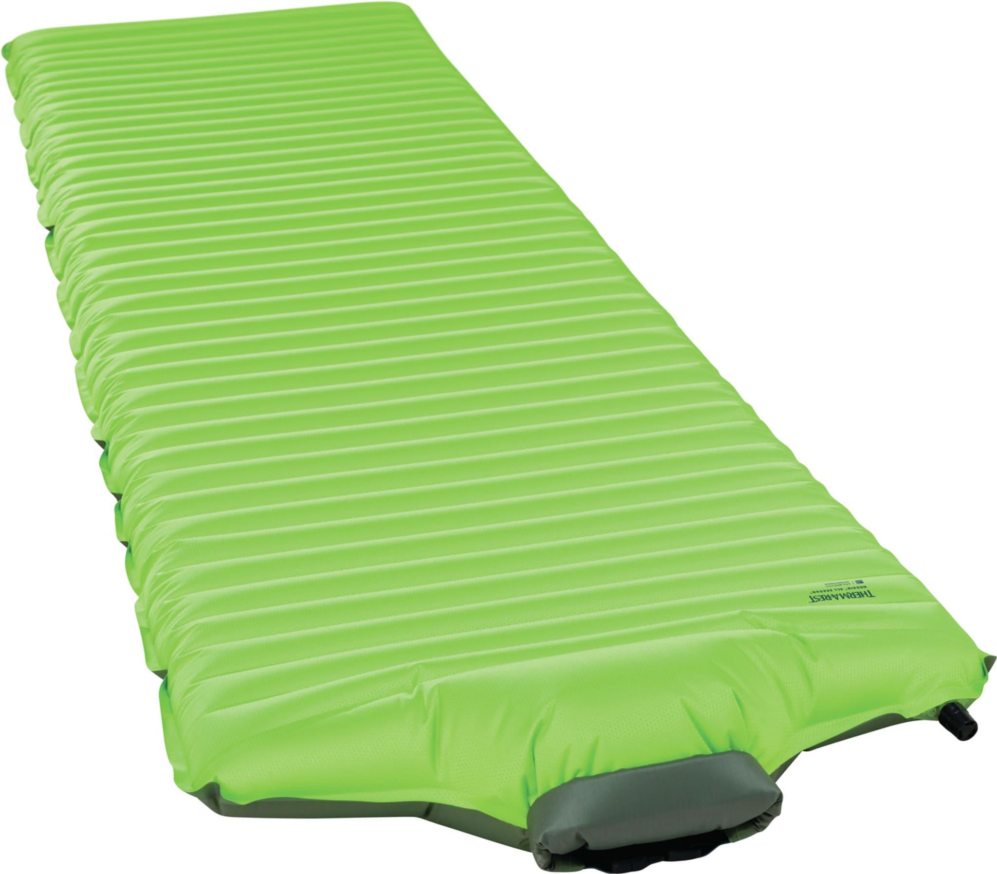 Lett og kompakt liggeunderlag for deg som bare vil ha ett til hele året