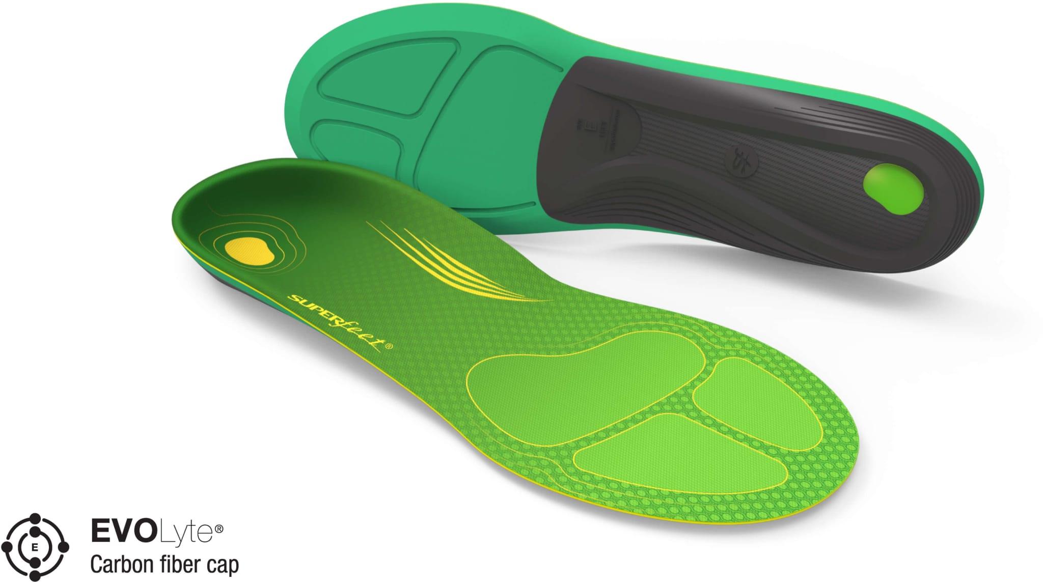 Komfortable såler som lett tilpasses dine løpesko