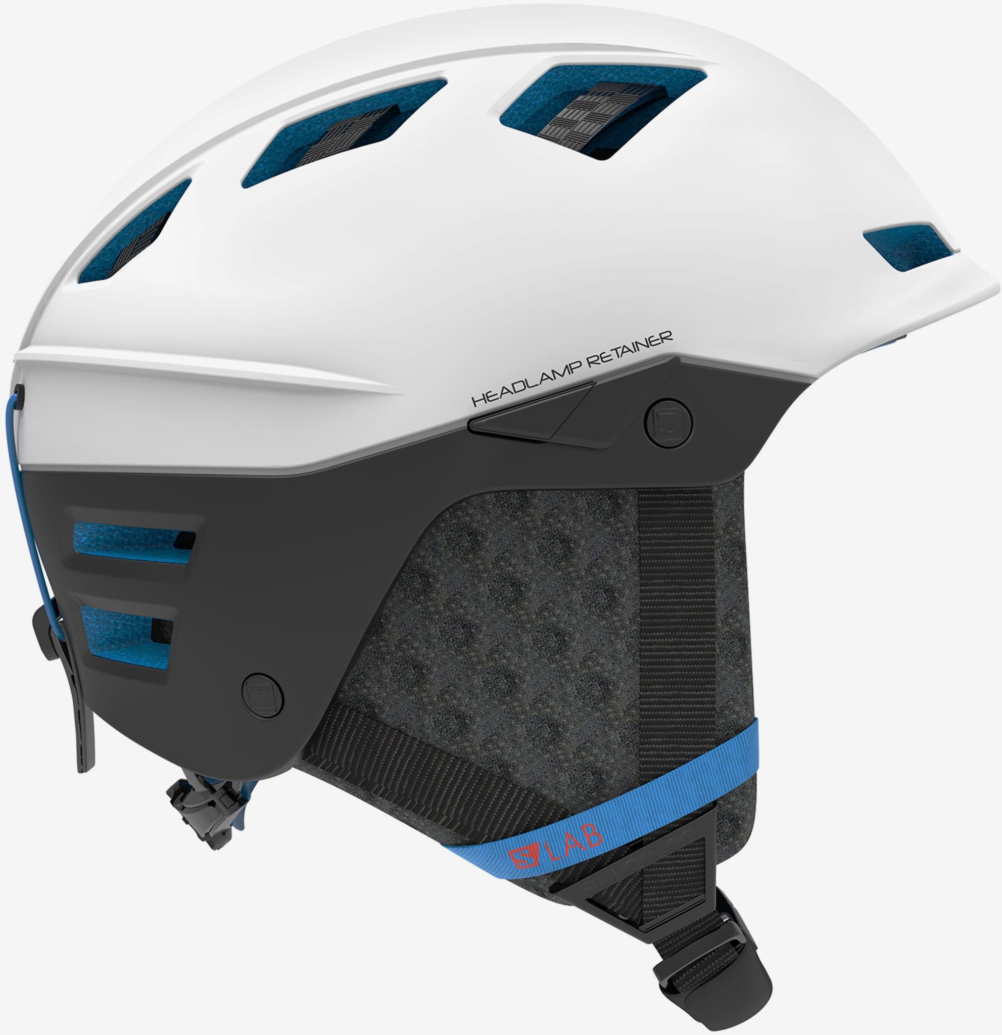 Lett og komfortabel hjelm med dobbel sertifisering