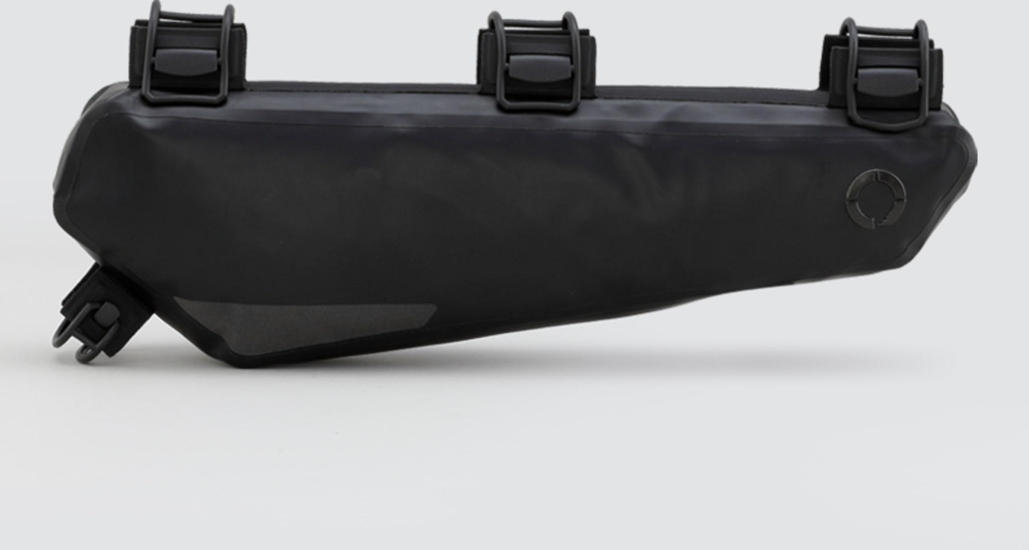 Rammebag i medium størrelse.