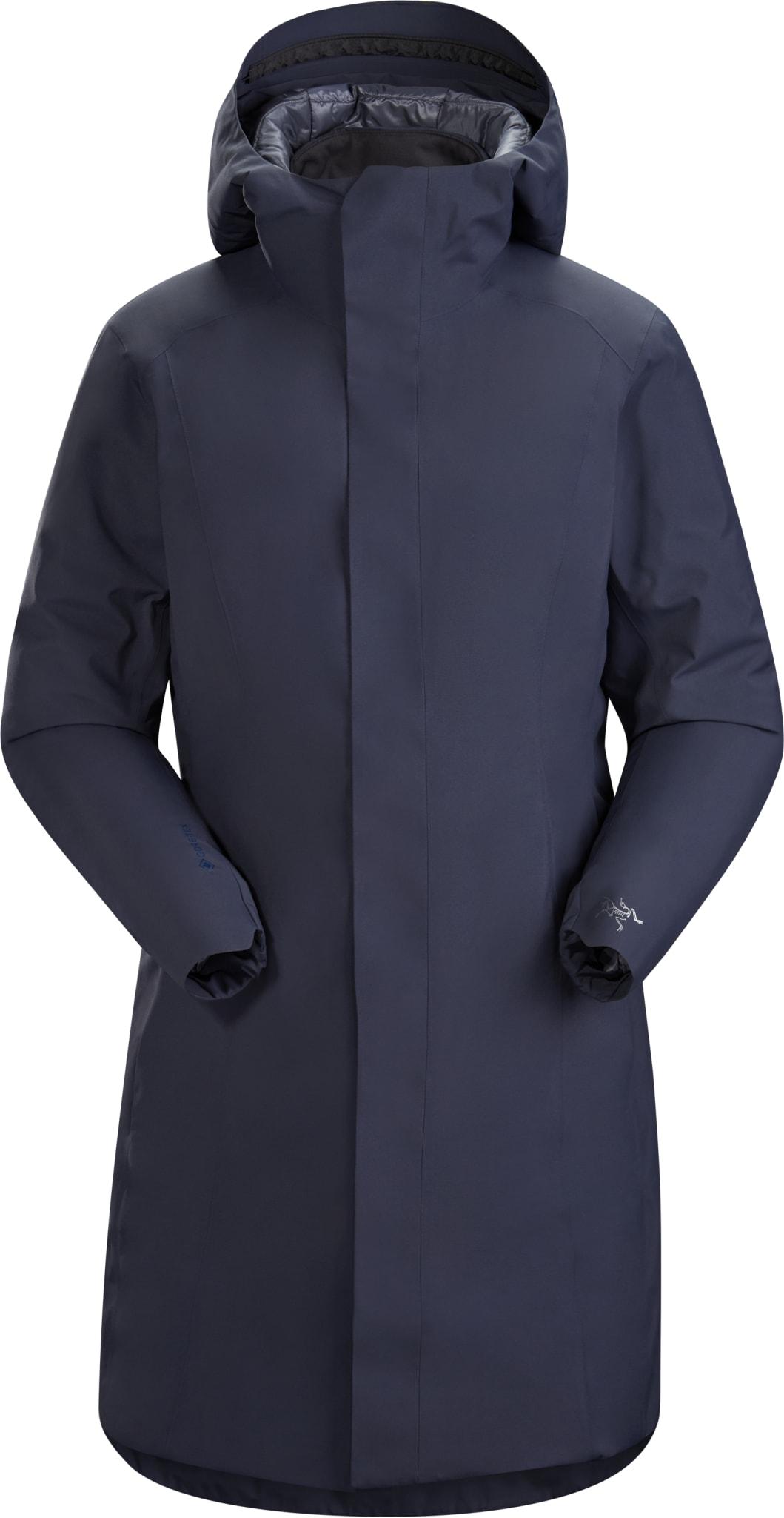Lett isolert vanntett frakk til dame med Gore-Tex®
