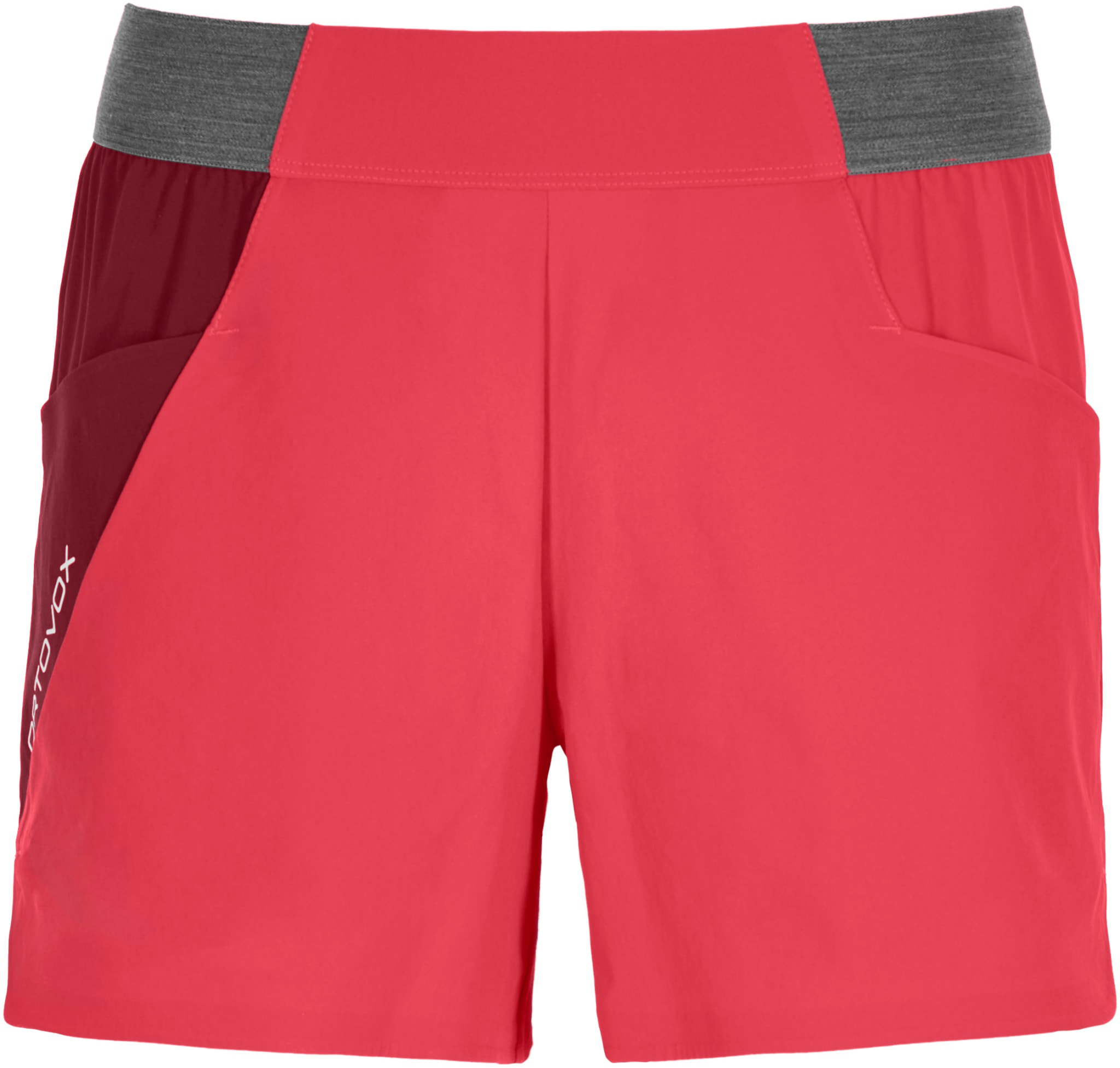 Superlett, lekker shorts i stretchmateriale