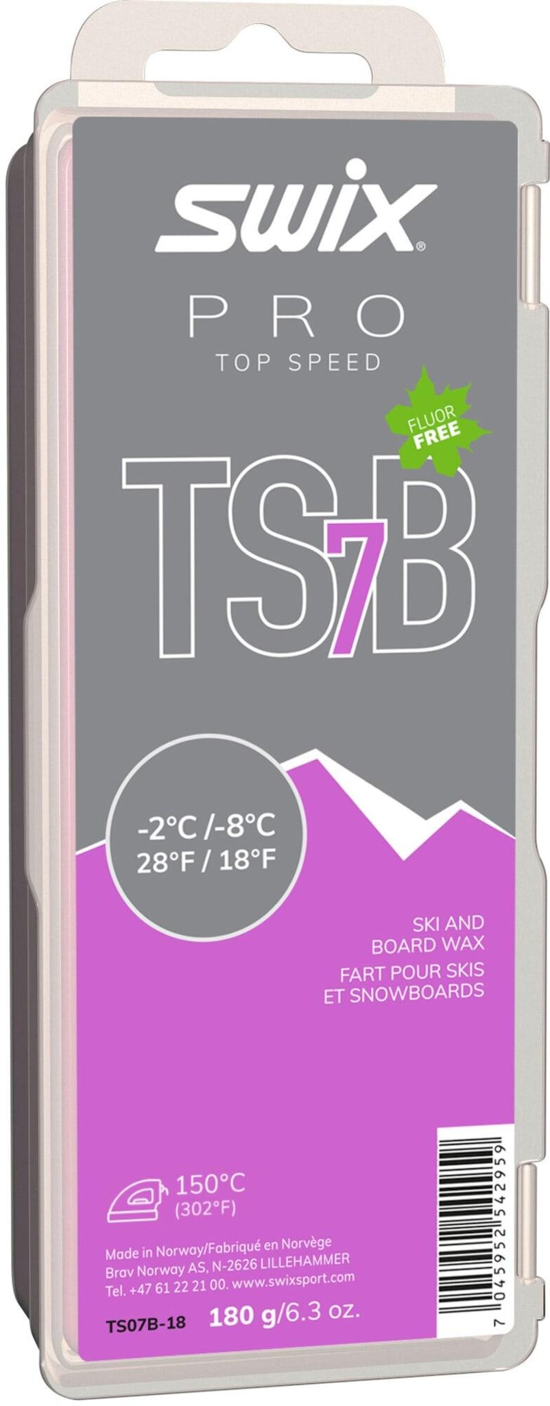 TS7 Black. -2°C/-8°C. 180g