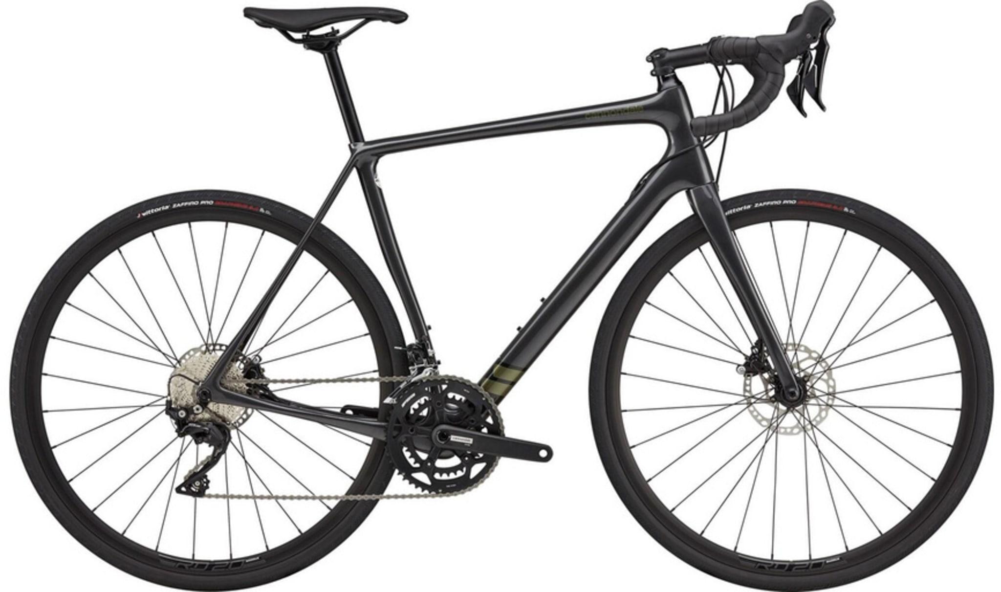 Komfortabel og praktisk sykkel fra Cannondale!