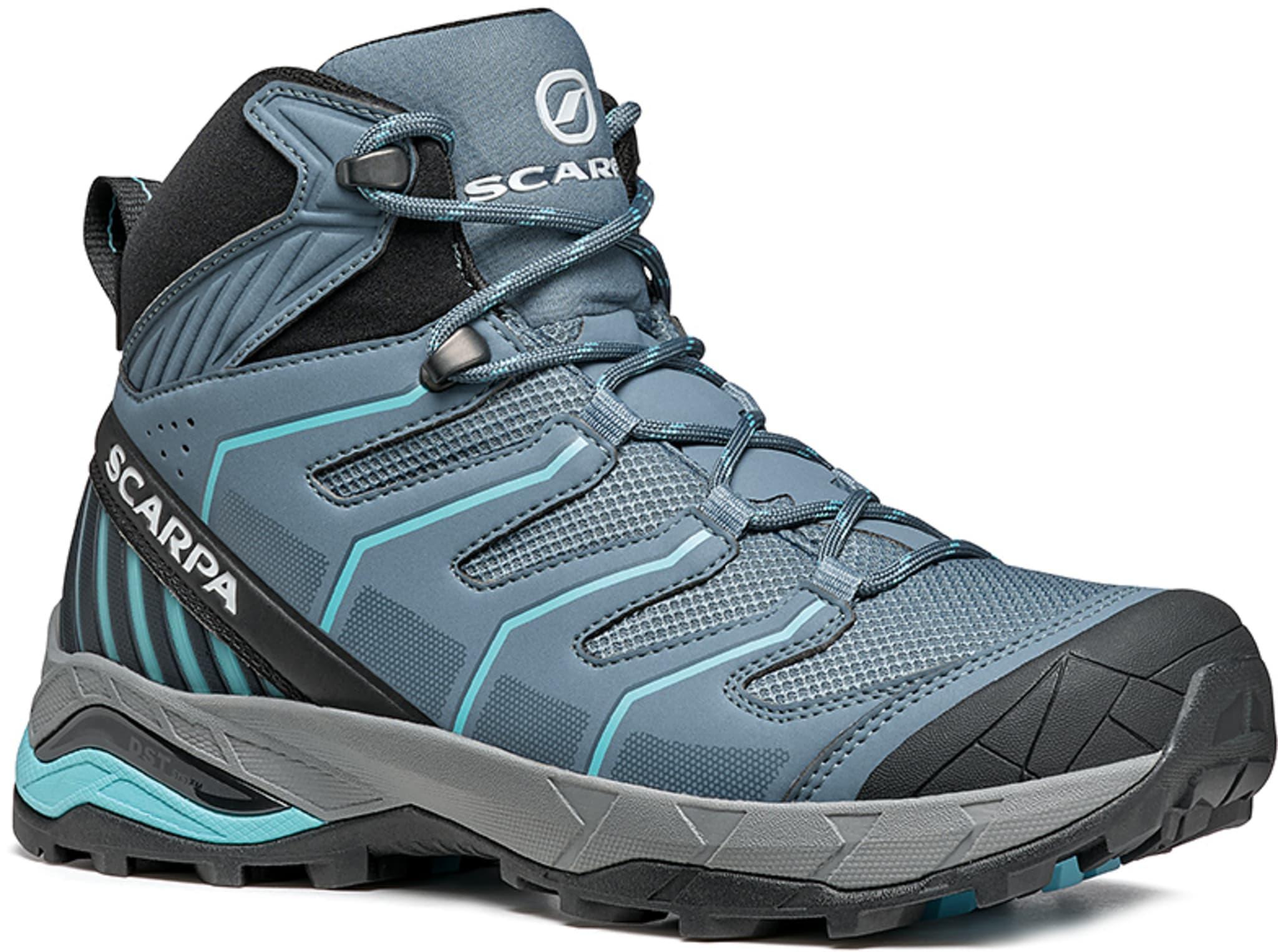 Lett og vanntett sko for turer med lett sekk