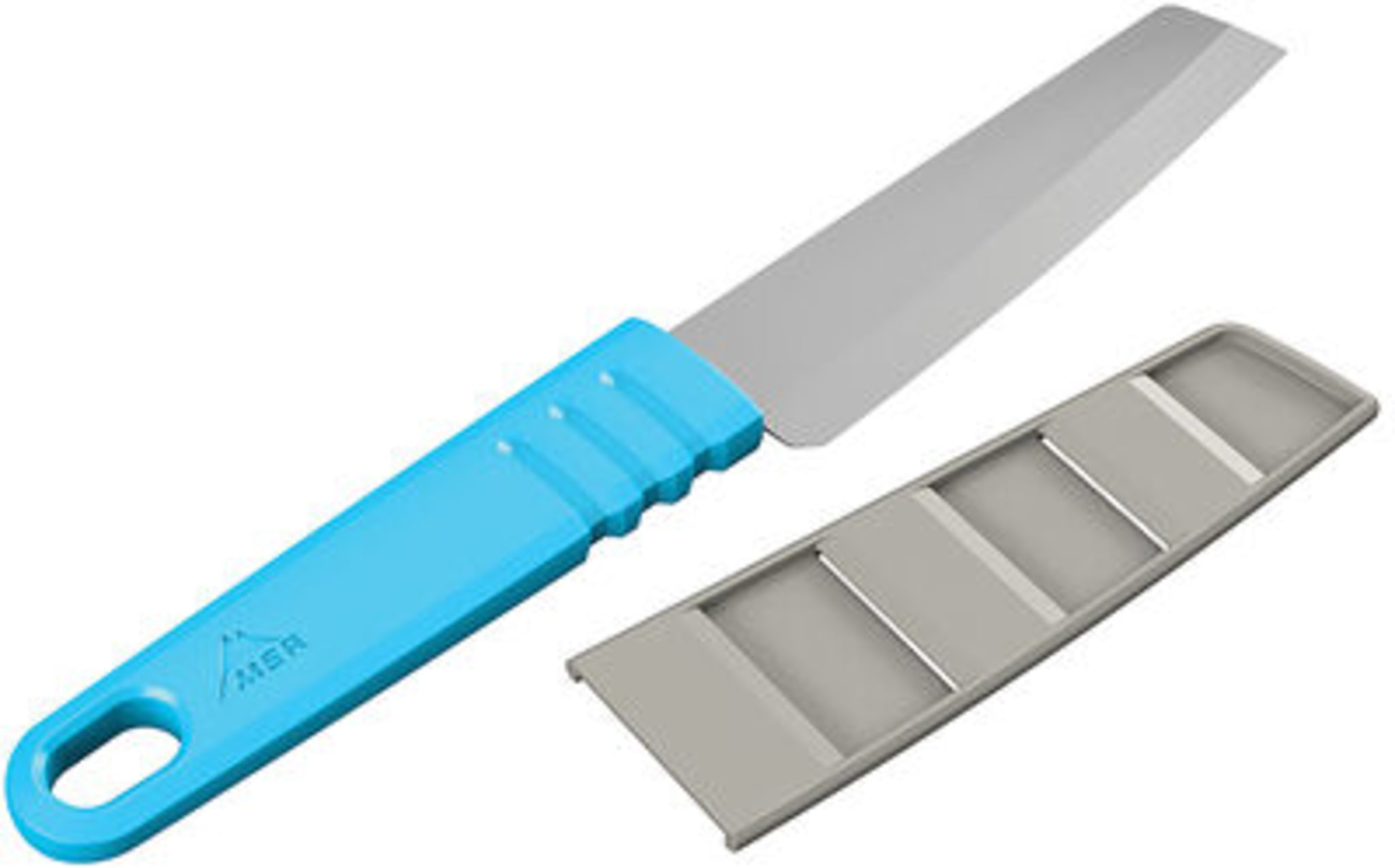 Lett og effektiv kjøkkenkniv for tur- og campingbruk