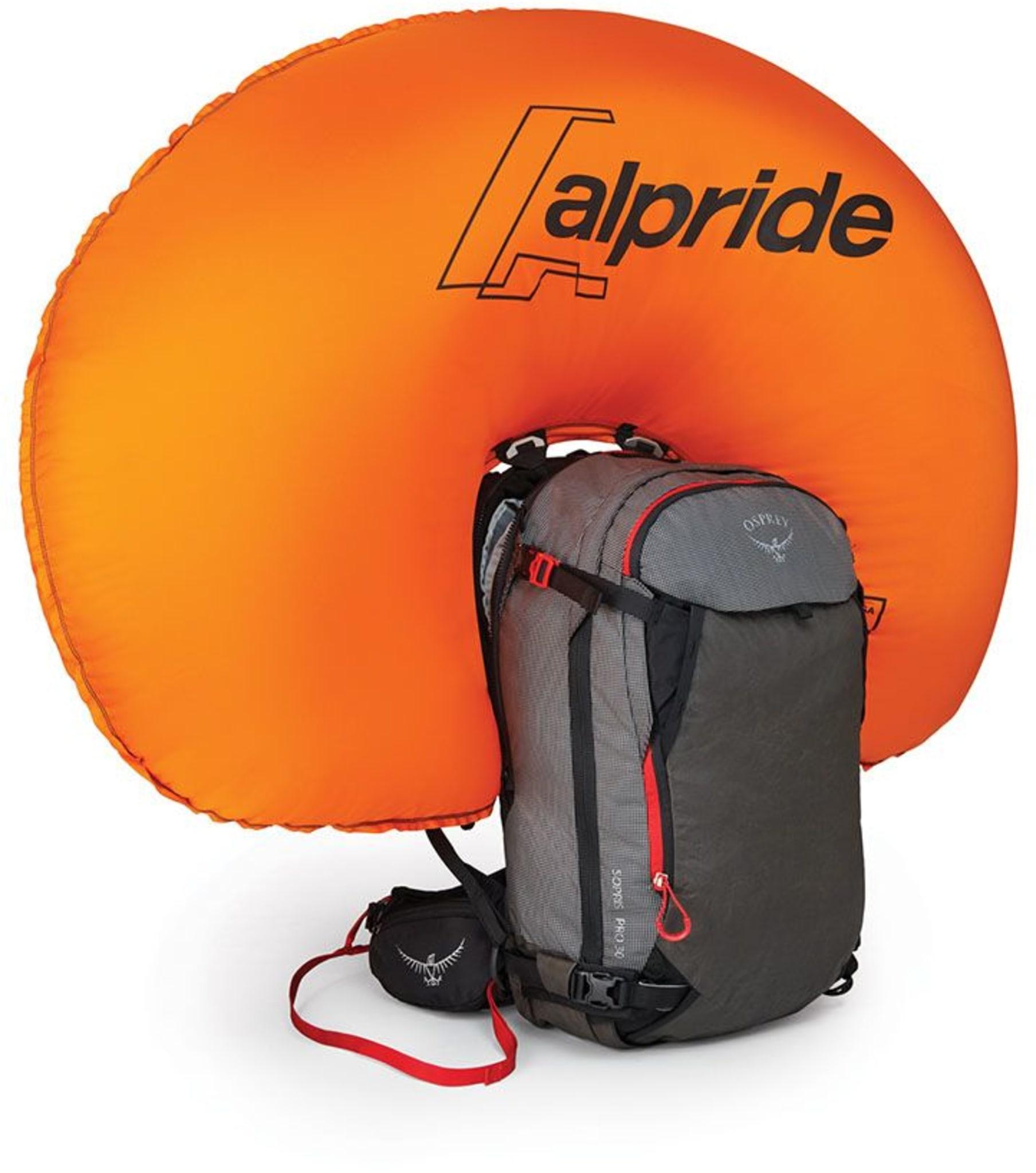 Elektrisk ballongsekk med lav vekt og topp kvalitet, laget for damer!