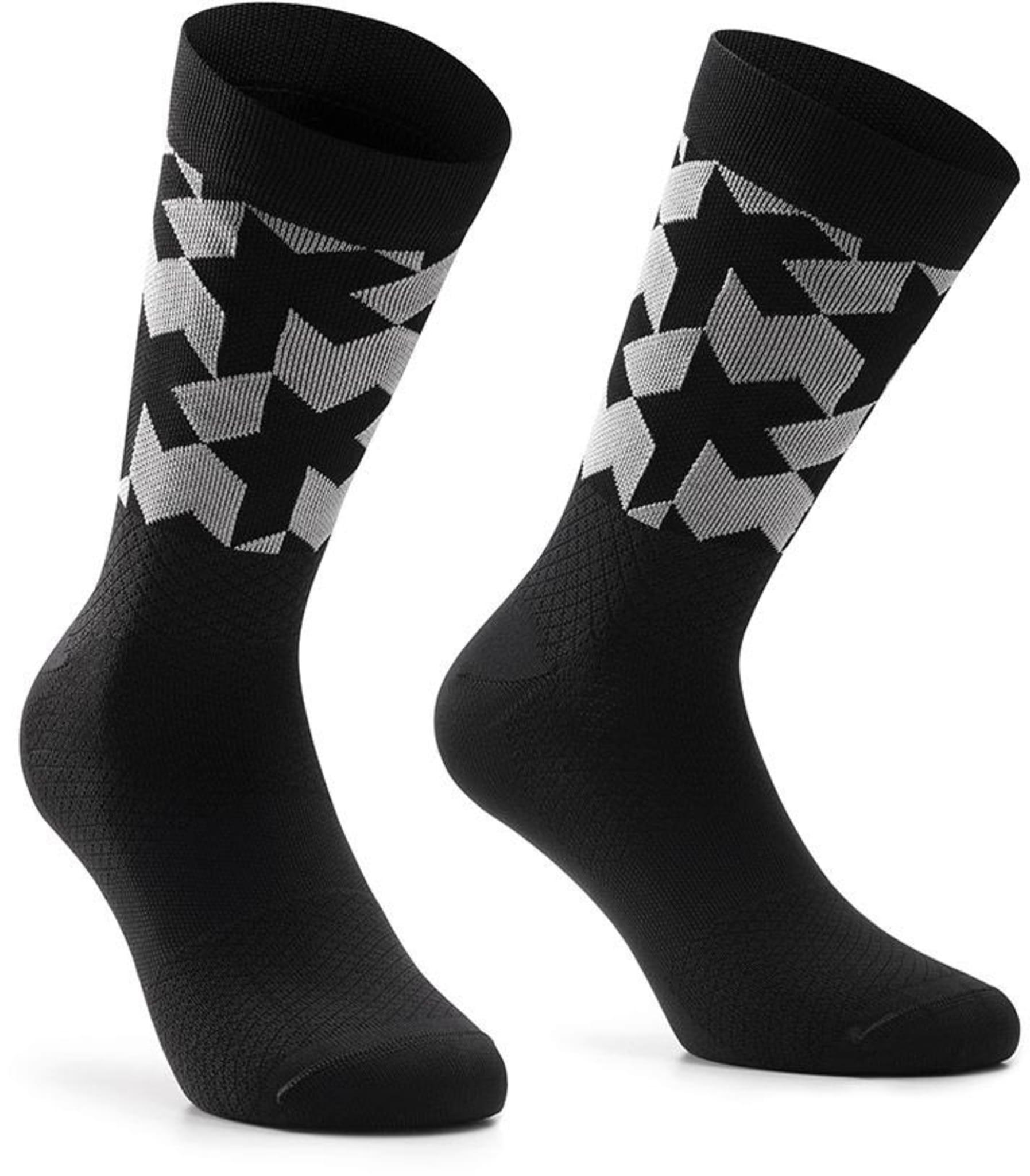 Monogram Socks EVO