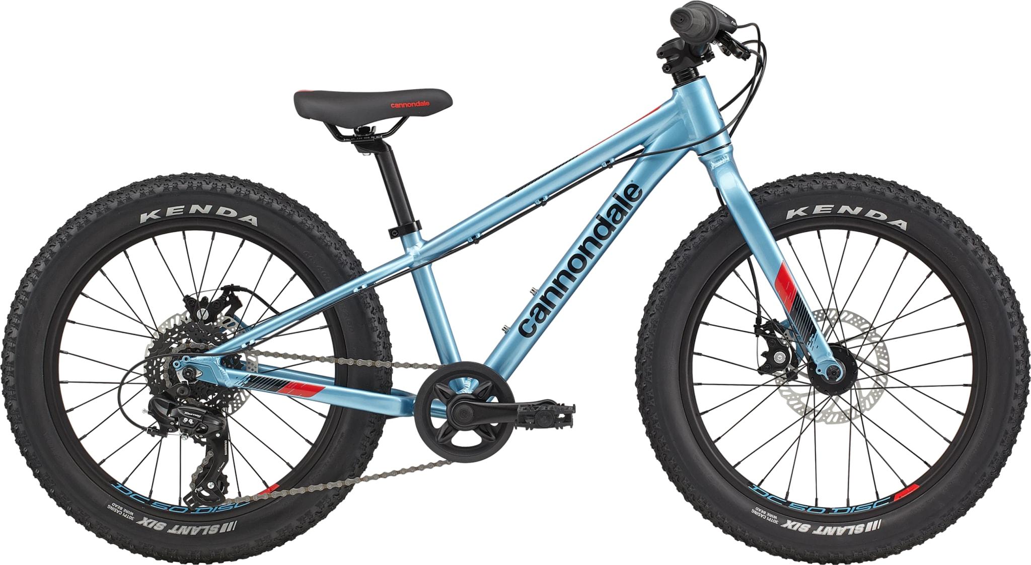 Kul liten 20+ sykkel for de unge!