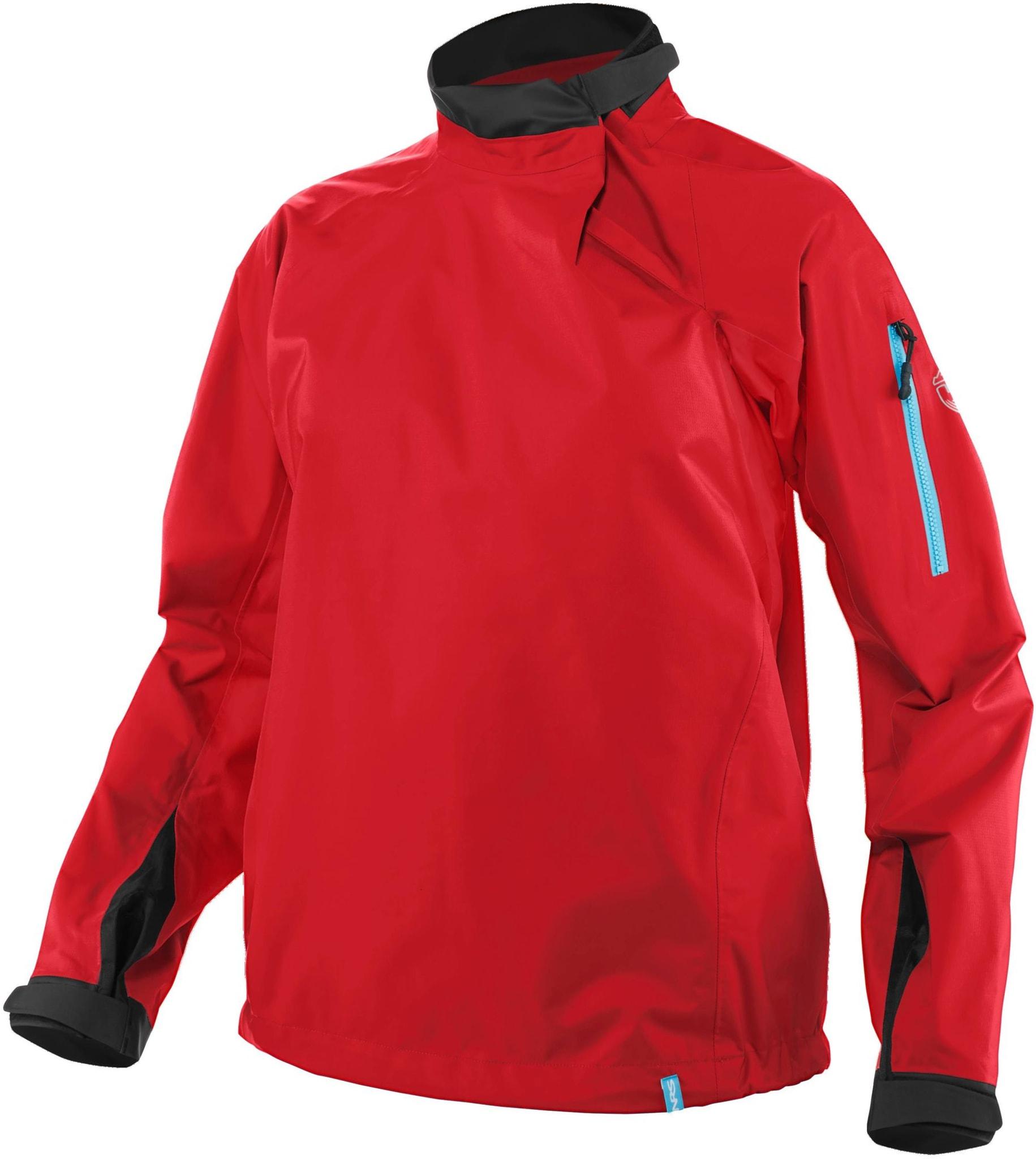 NRS Endurance padlejakke for dame - lett, vanntett og pustende.