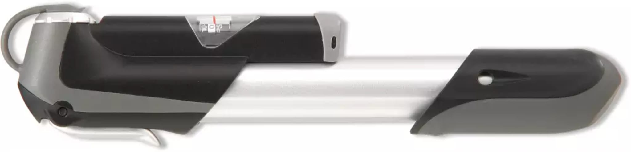 Liten og nett minipumpe med manometer