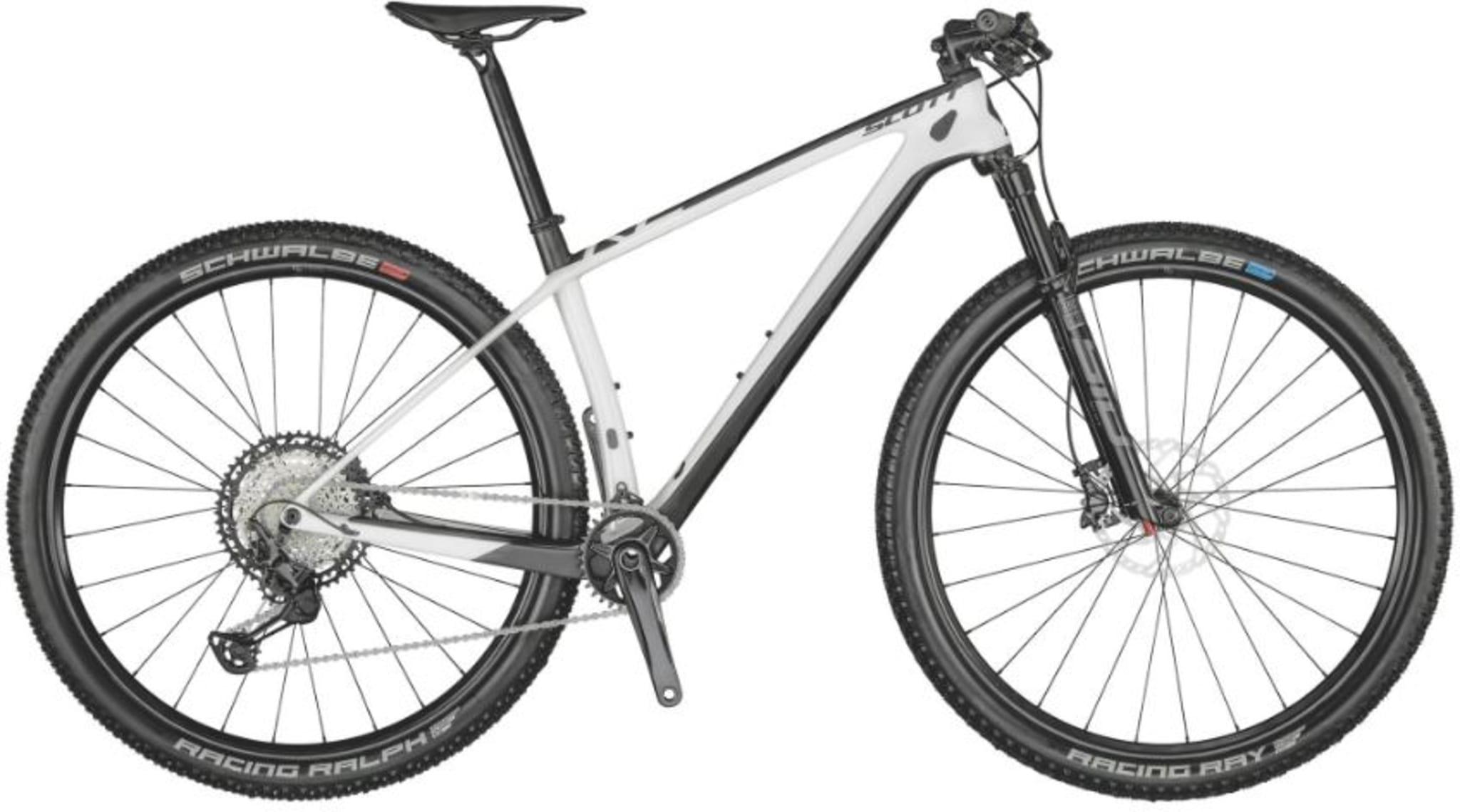 Superrask sykkel fra Scott - designet for å kjempe med de beste av de beste